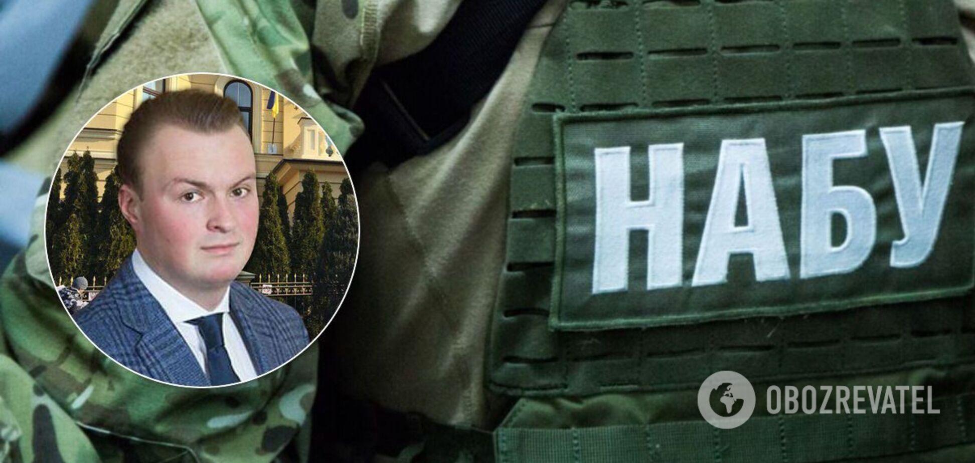 Фігурант справи про корупцію в оборонній сфері Ігор Гладковський