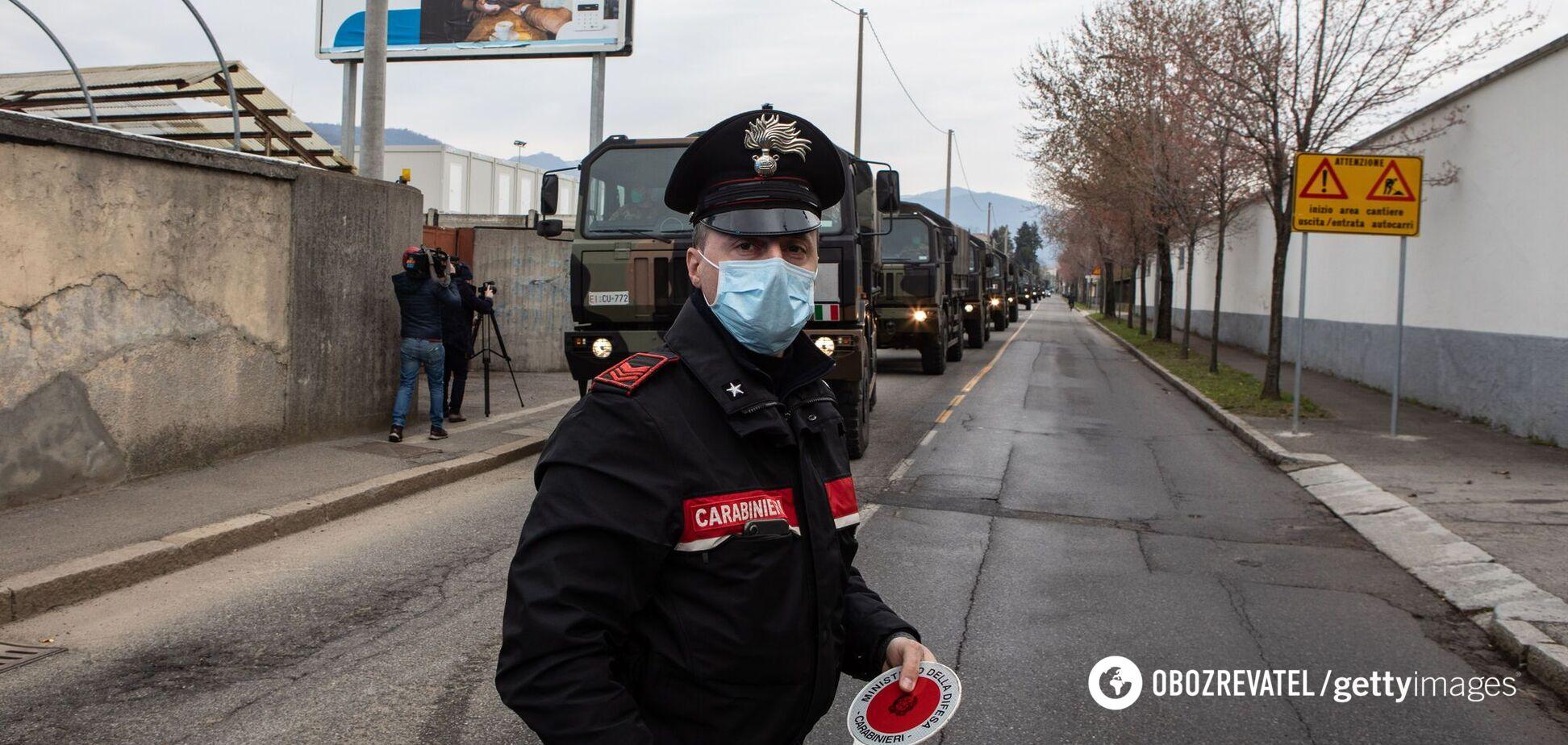 Новый коронавирус-мутант уже обнаружили в Италии