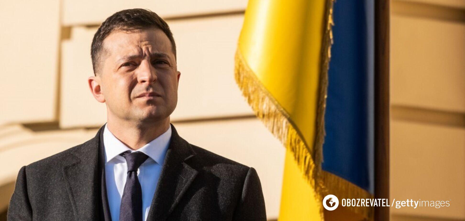 Українці назвали Зеленського головним невдахою 2020 року – опитування