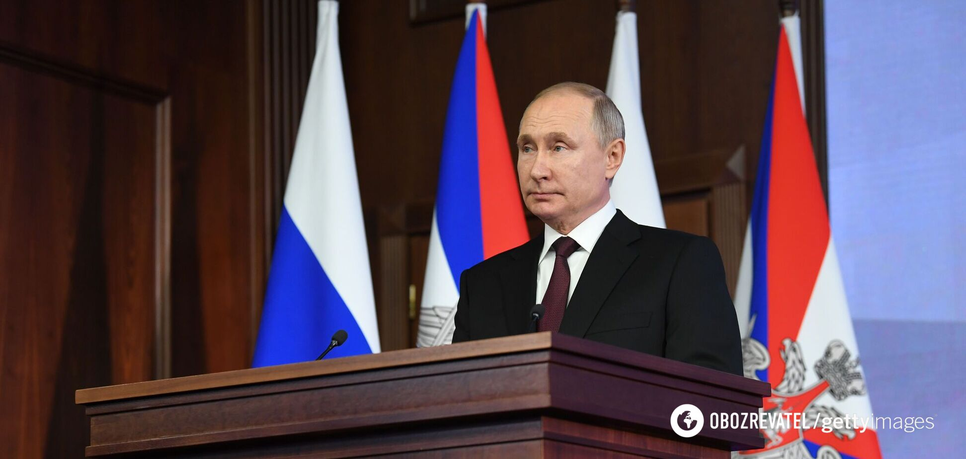 2020-й рік виявився невдалим для російського президента Володимира Путіна, вважає Гаррі Каспаров