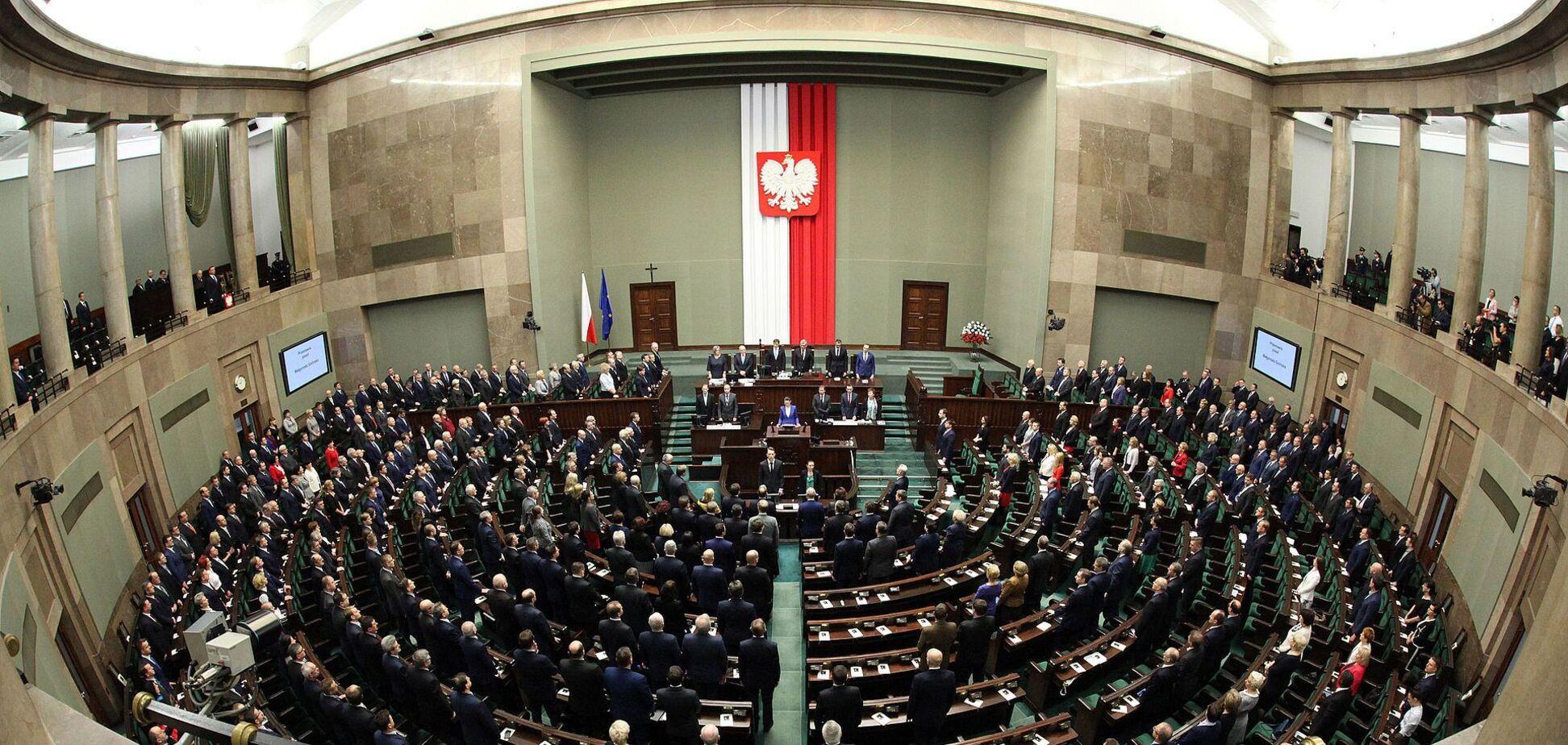Сейм Польші створив групу на підтримку Меморіалу 'Бабин Яр' у Києві