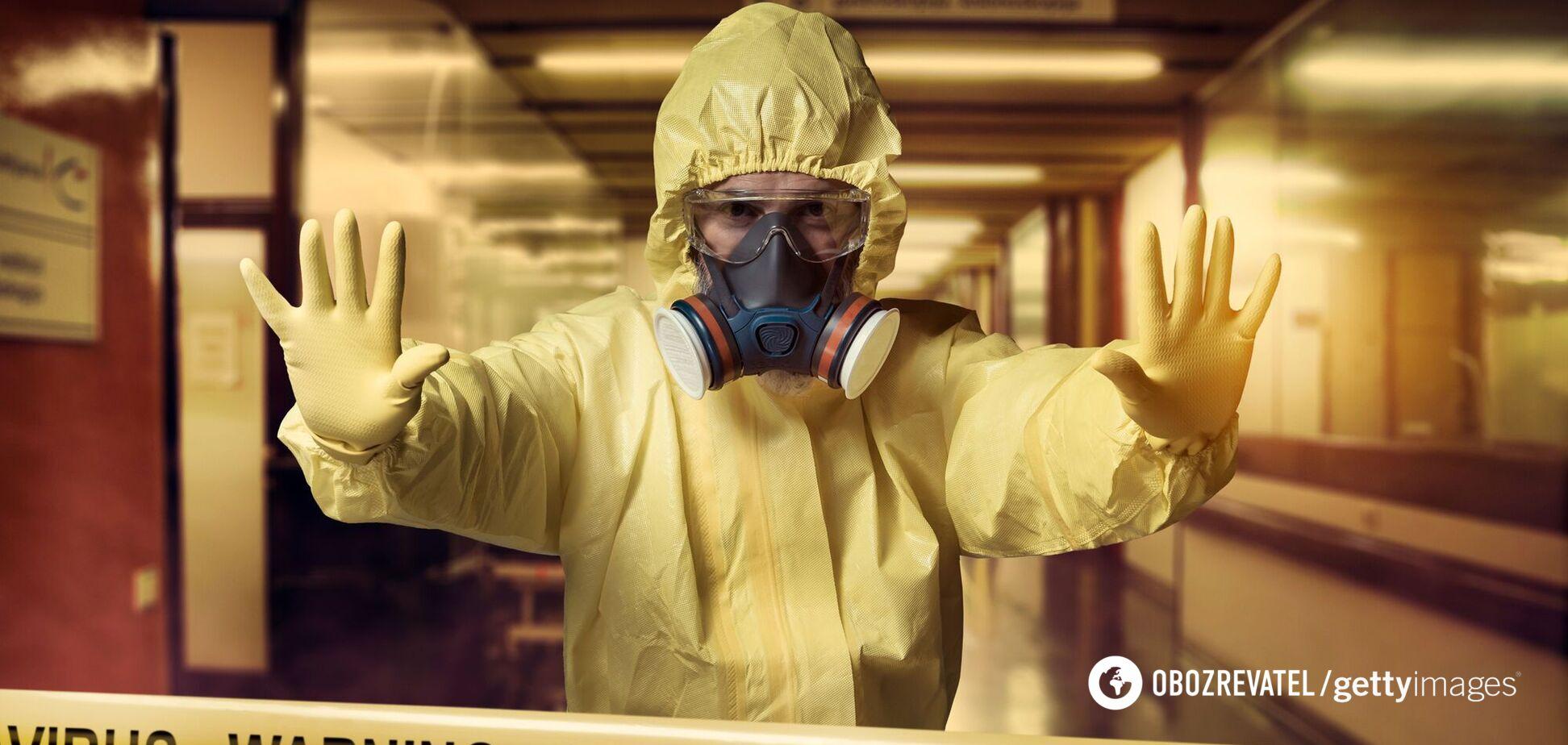 Новый штамм коронавируса в Украине