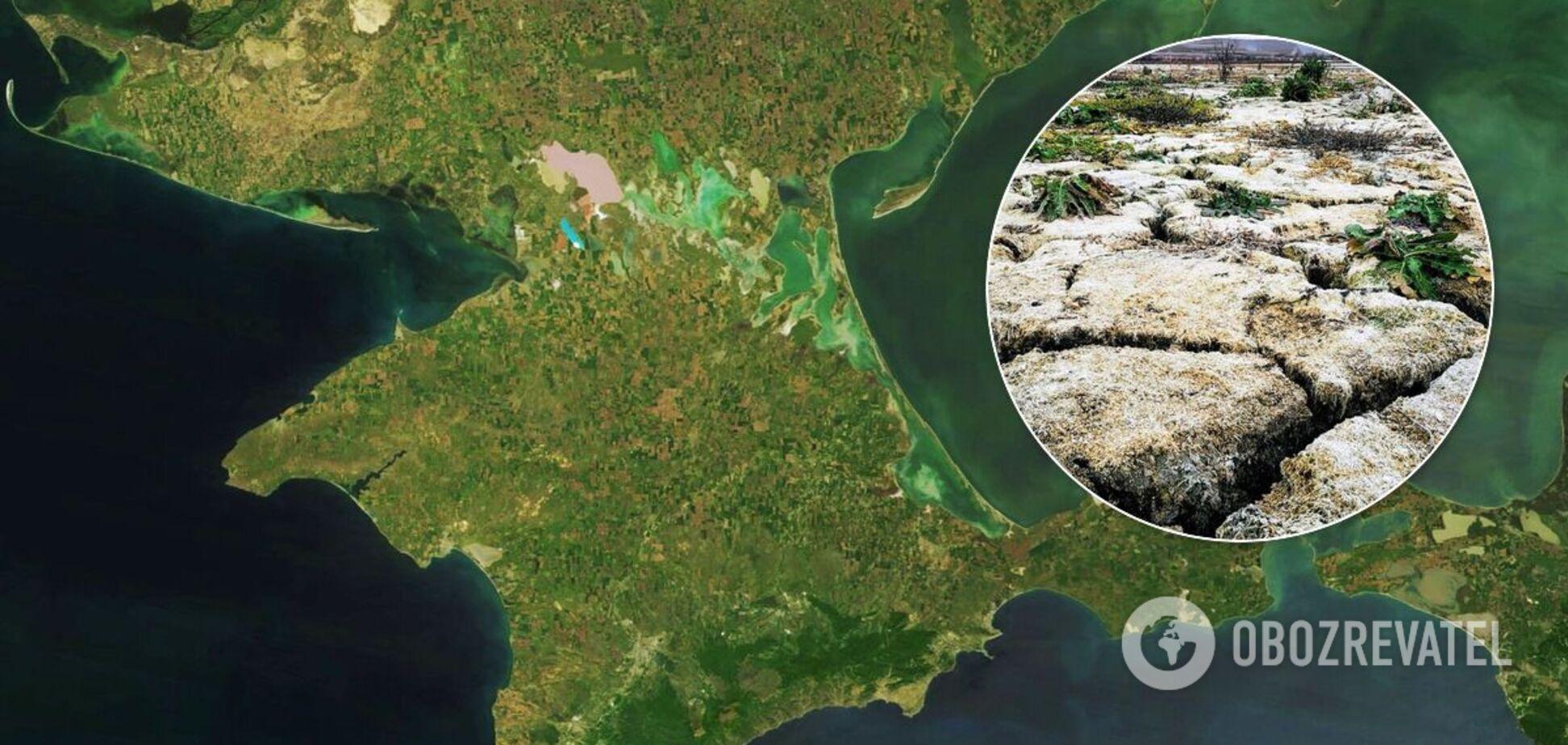 Крым без воды