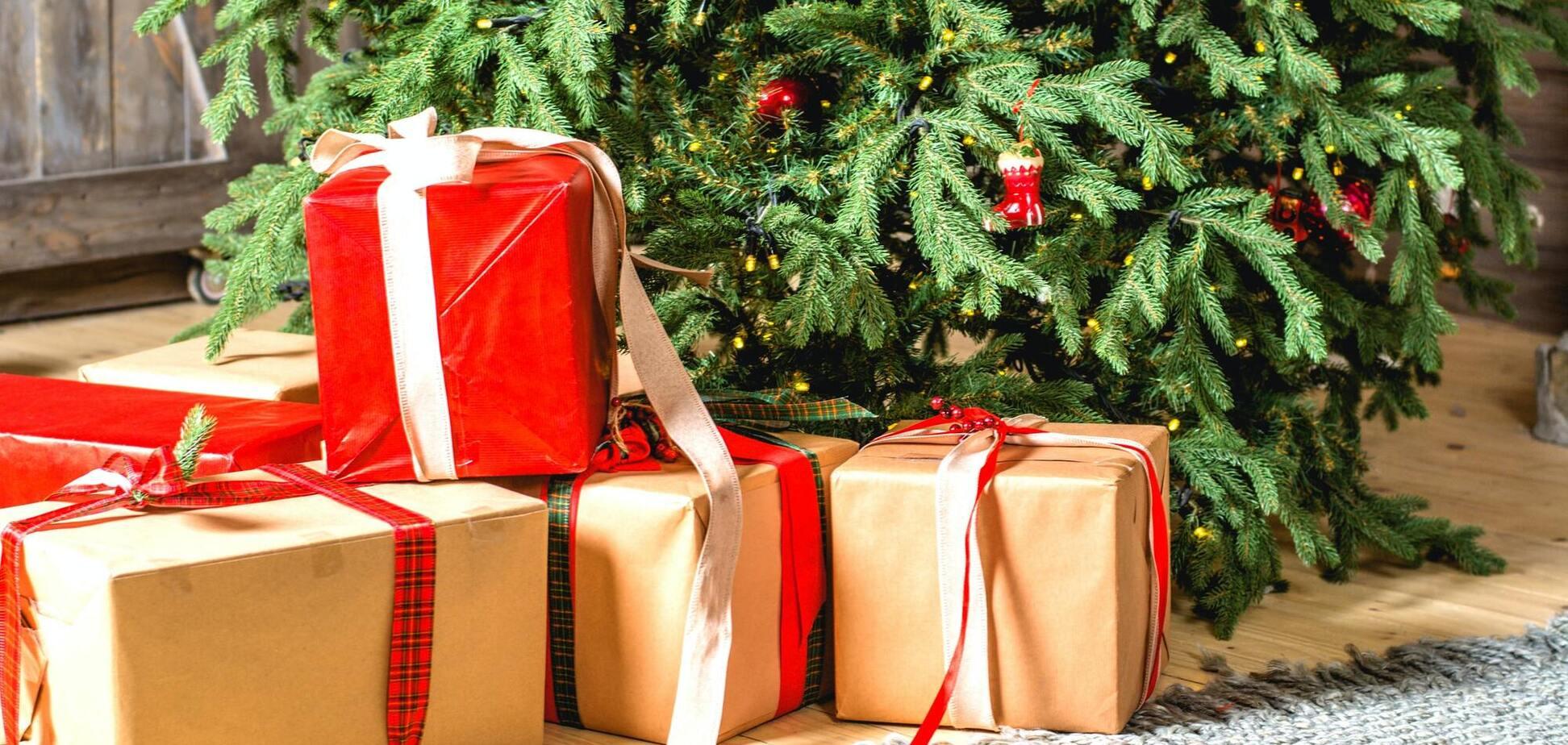Подарунок на Новий рік дівчині або хлопцю