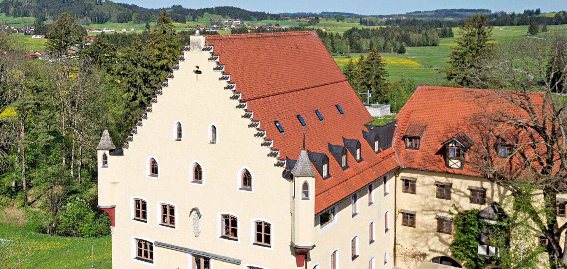 Замок Гопферау в Баварії