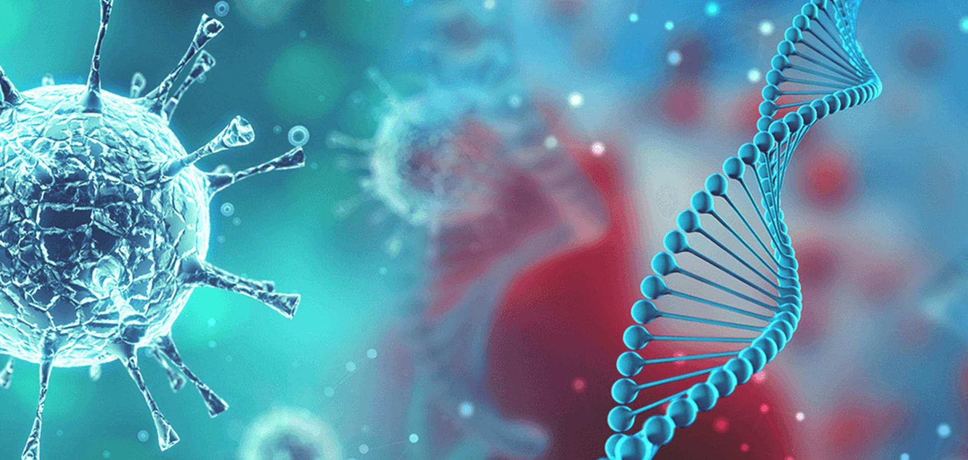 Названы вероятные причины появления нового штамма коронавируса