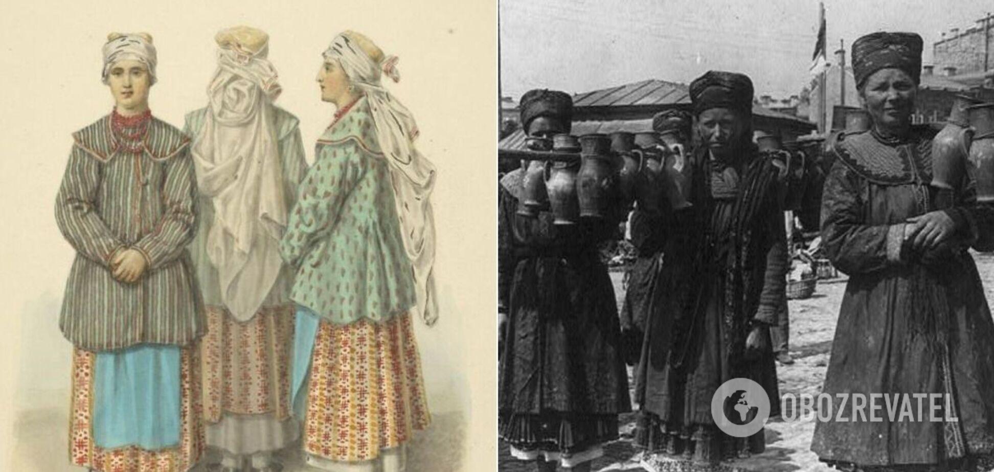 В сети показали 100-летнюю модную одежду украинок. Фото