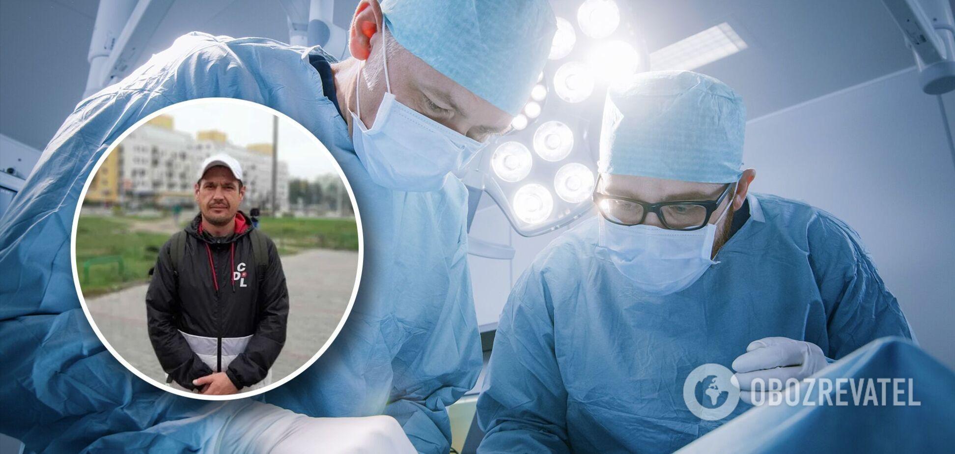 Знайшли побитого під лікарнею. Історія українця, який став донором органів і врятував чотирьох людей