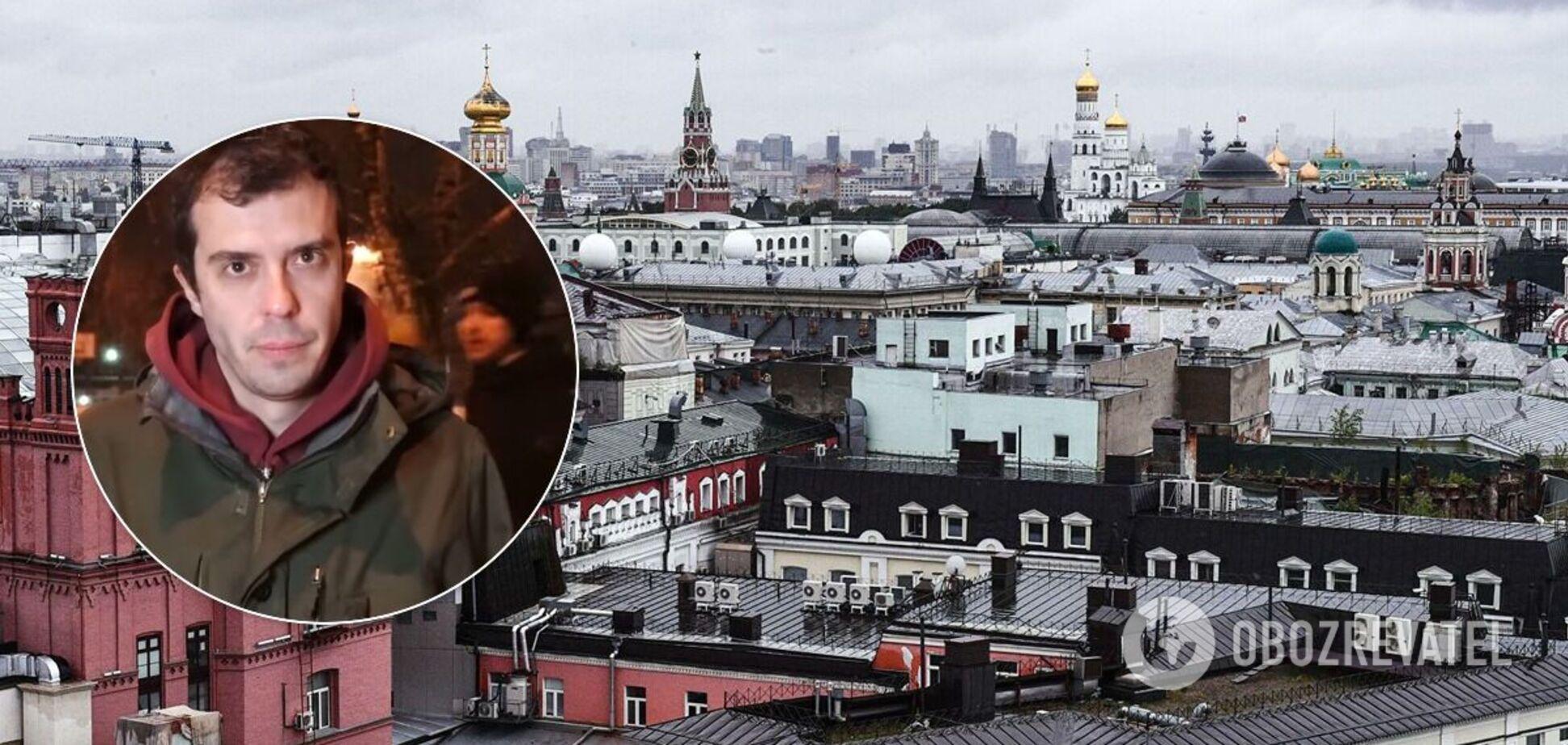 Подростки прокричали 'Слава Украине!' во время интервью с Доброхотовым