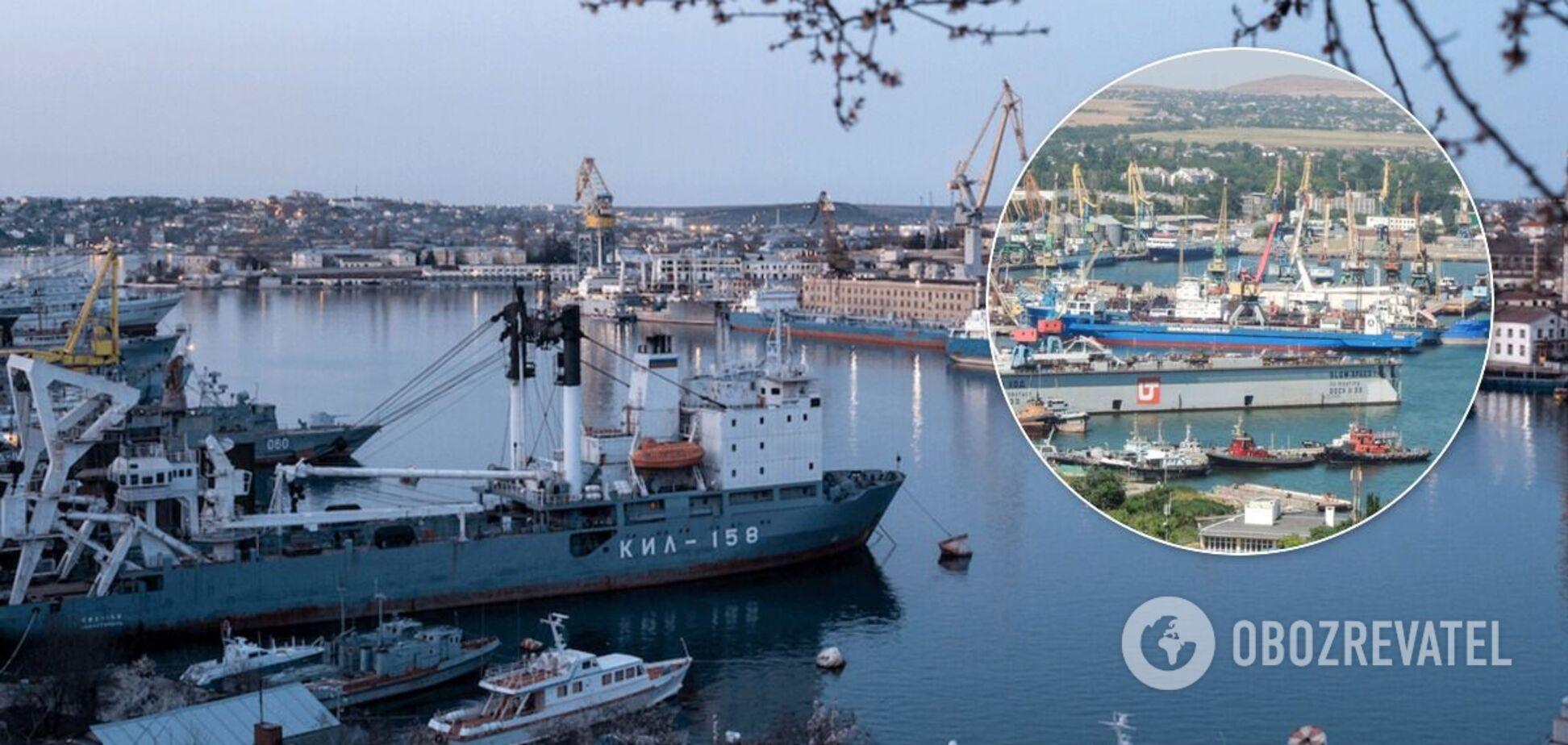 Україна арештувала понад 30 кораблів, які заходили в Крим
