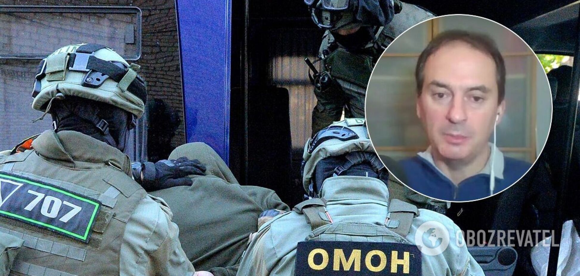 Грозєв розповів про провал операції із захоплення 'вагнерівців' у Білорусі