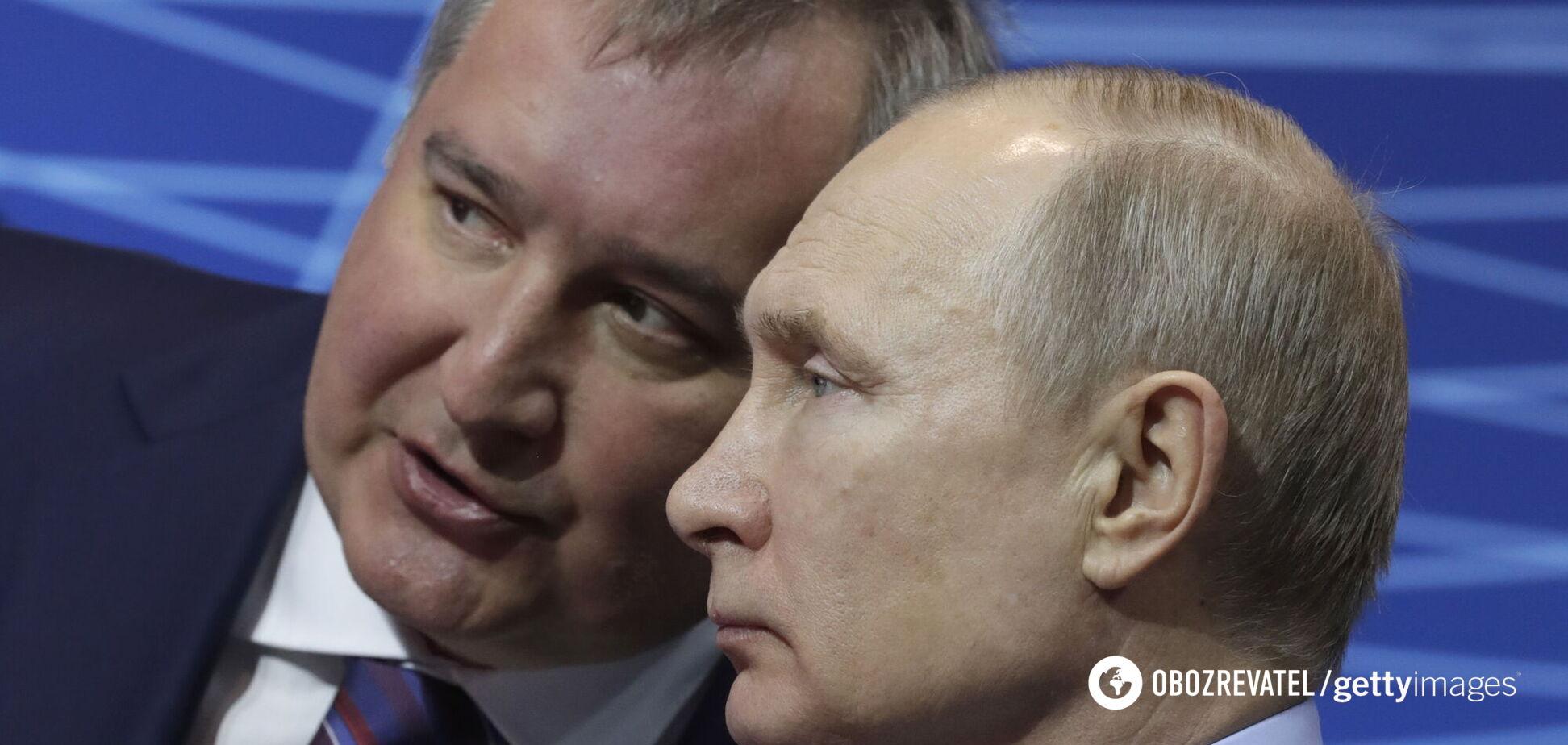 У Росії зажадали від США негайно скасувати 'дурні санкції'