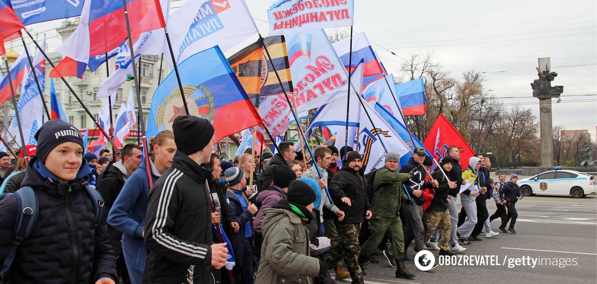 Ватажок 'ЛНР' 'поховав' виші: 'республіці' потрібна дешева робоча сила