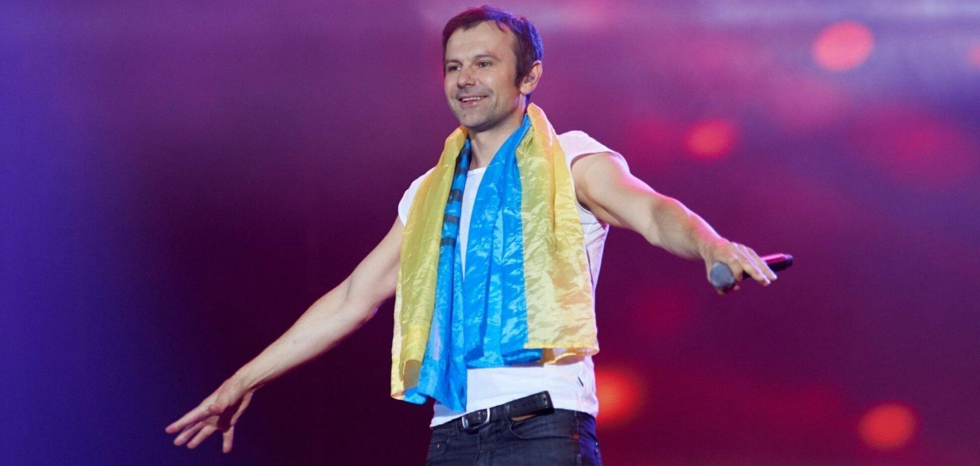 Вакарчук заявил, что новый клип 'Знову' сняла его дочь Диана