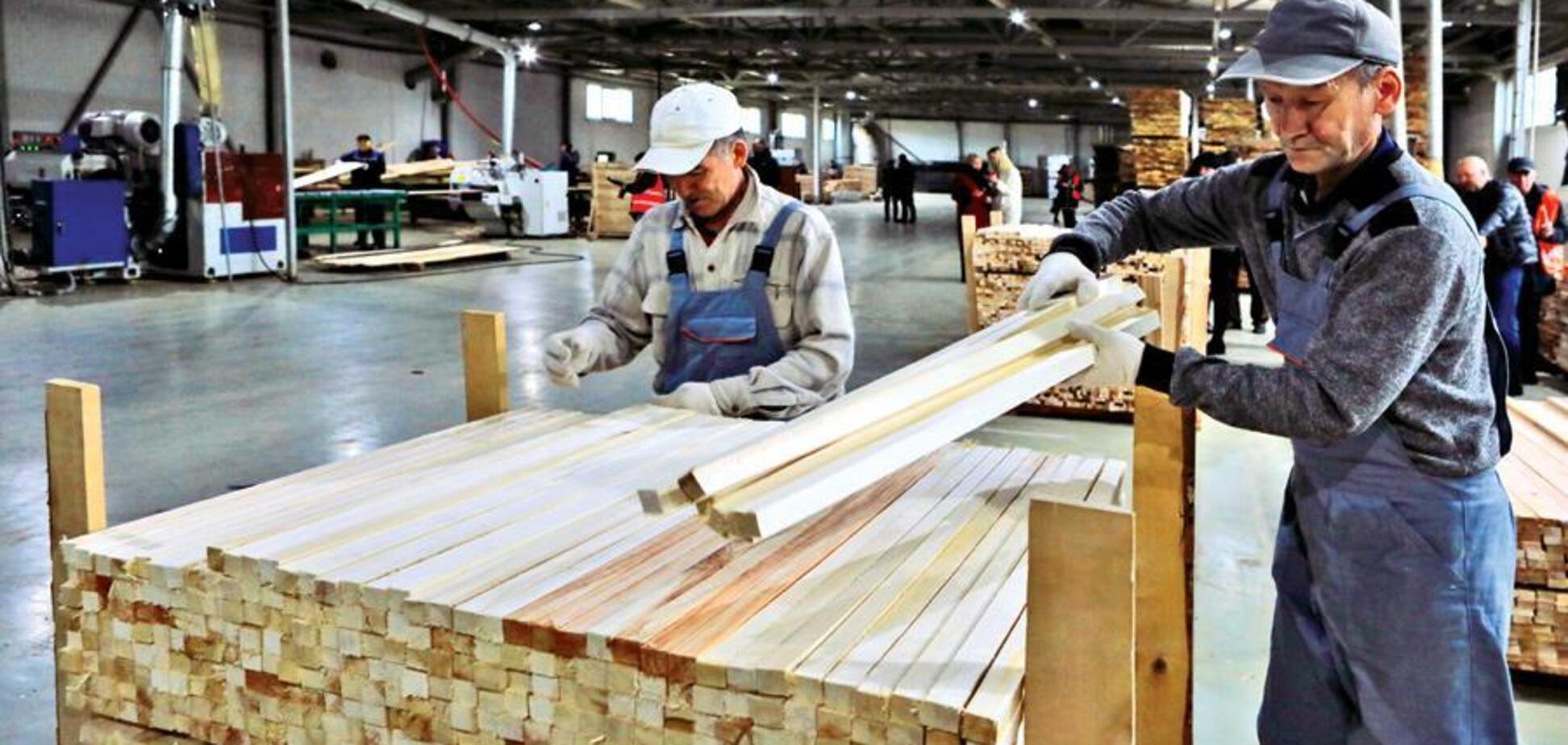 Деревообробники записали звернення щодо розвитку деревообробної промисловості України
