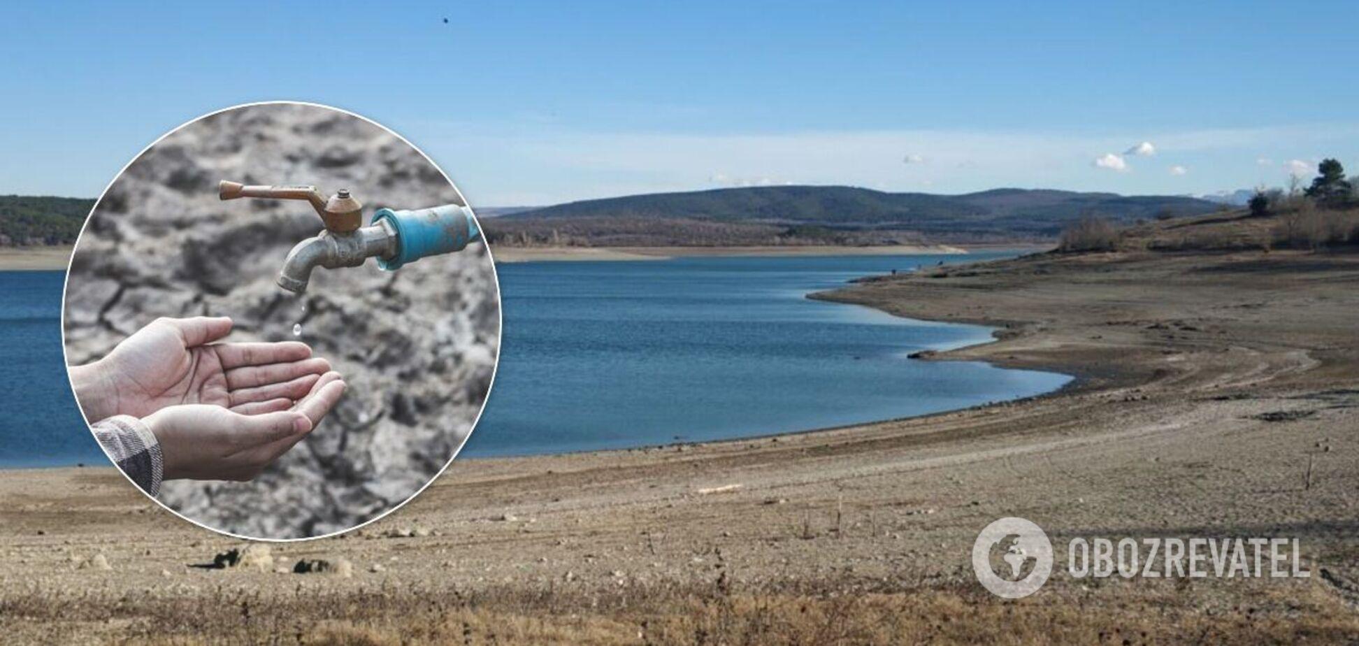 Воду в Крим цистернами ніхто не повезе, – Бабін