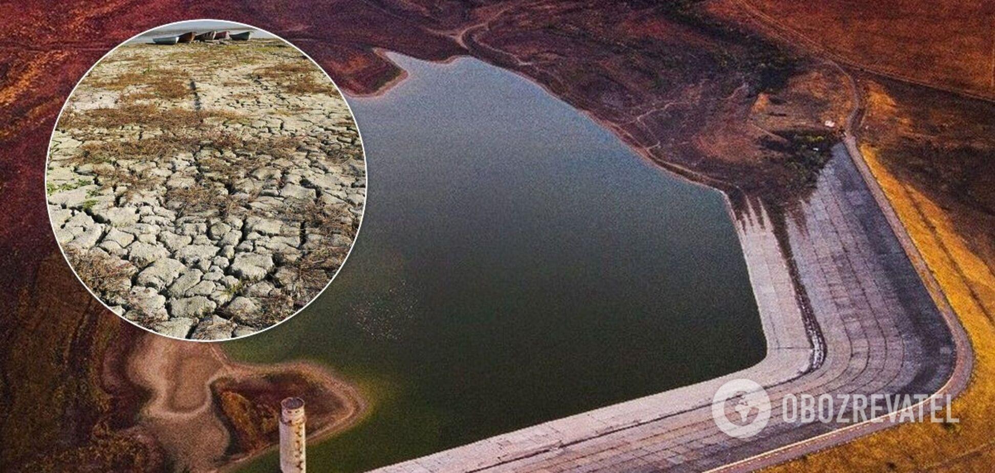 Катастрофа с водой в Крыму даже не обсуждается, – Бабин