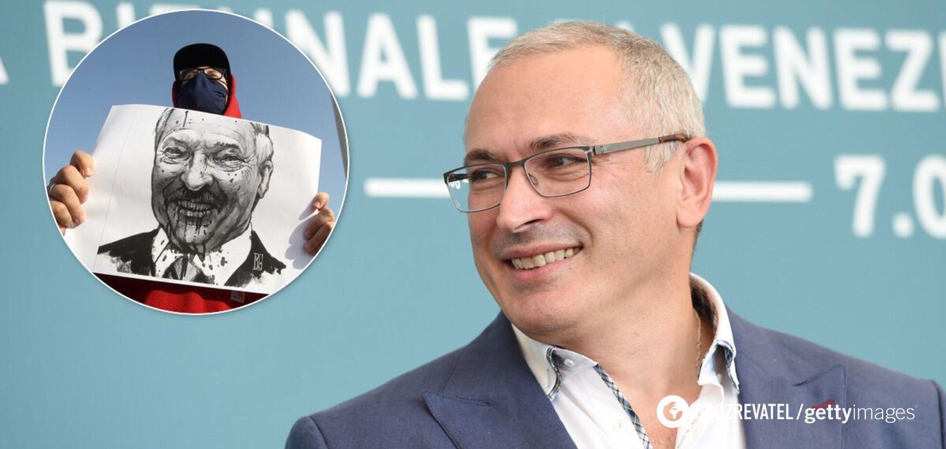 Ходорковський спрогнозував долю Лукашенка