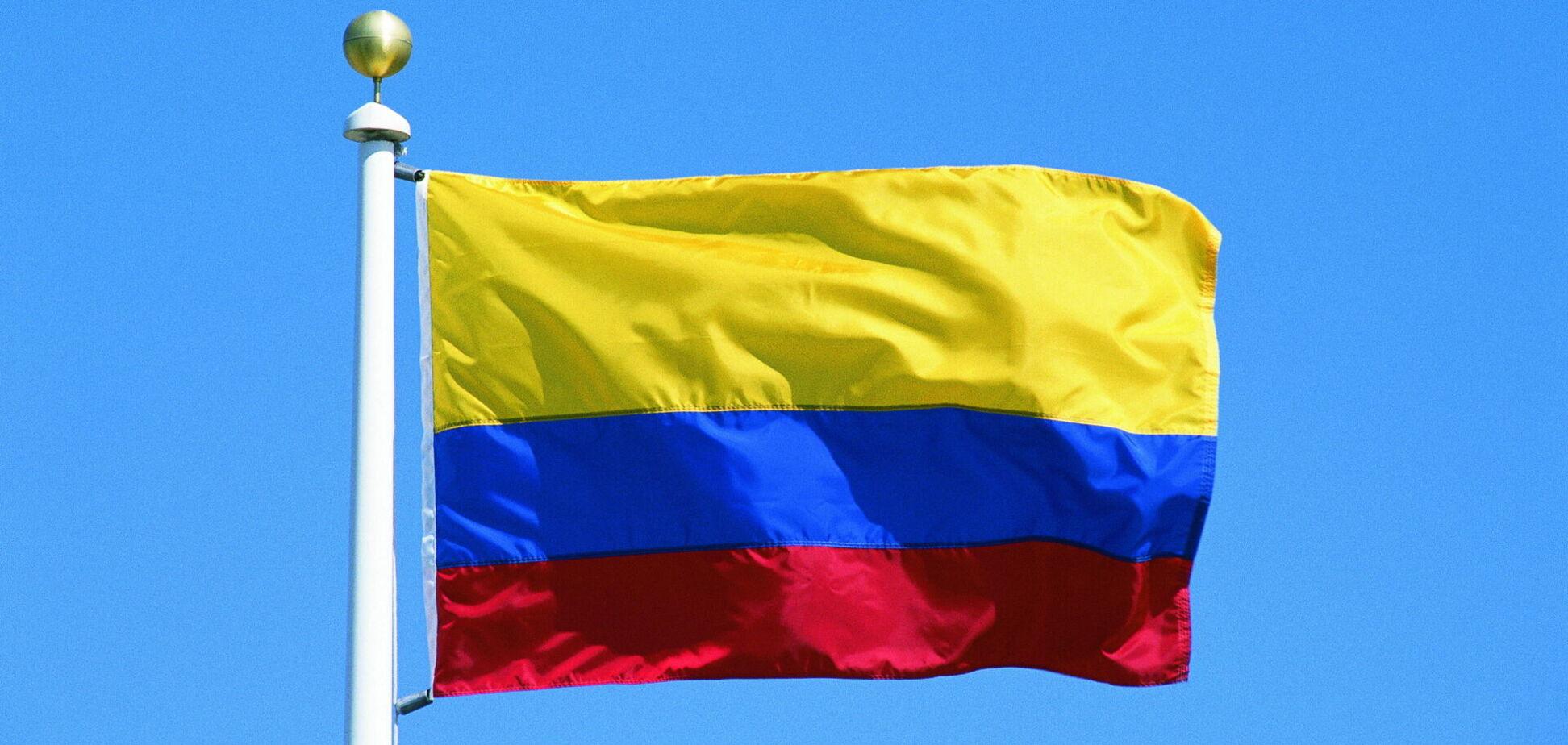 Колумбія вислала двох дипломатів РФ