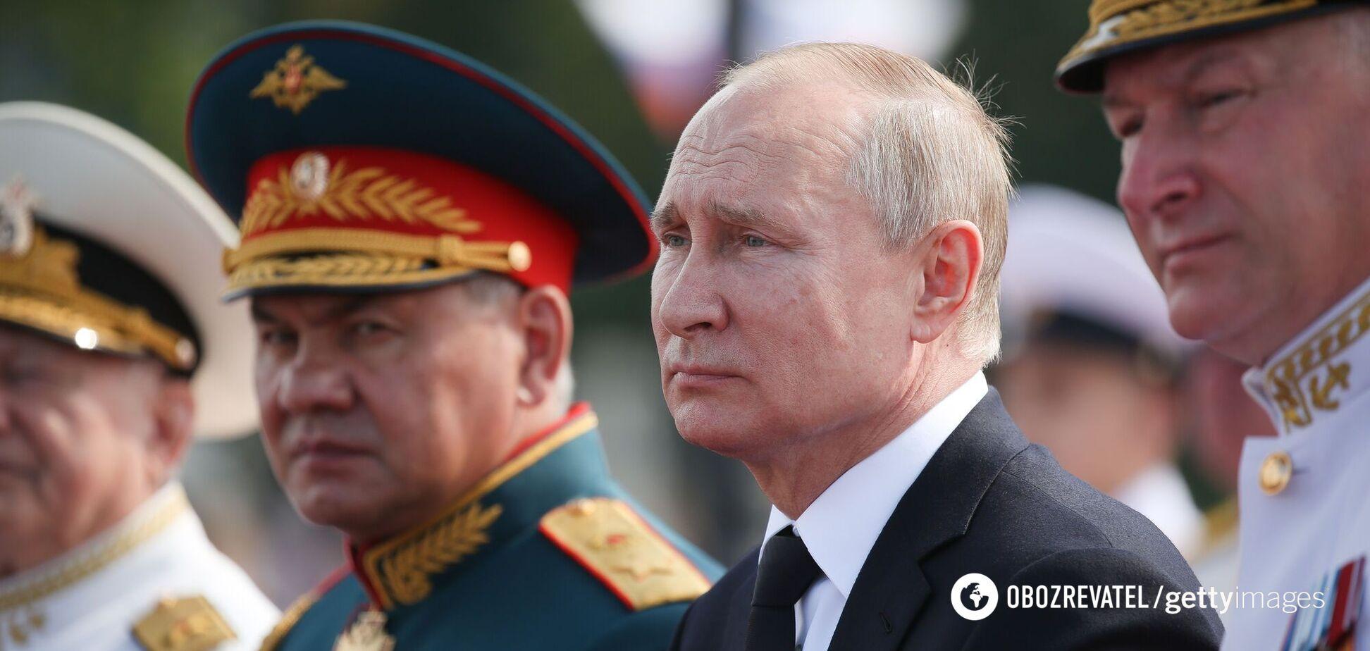 С Путиным что-то не так, к власти могут привести его дочь, – офицер НАТО Табах