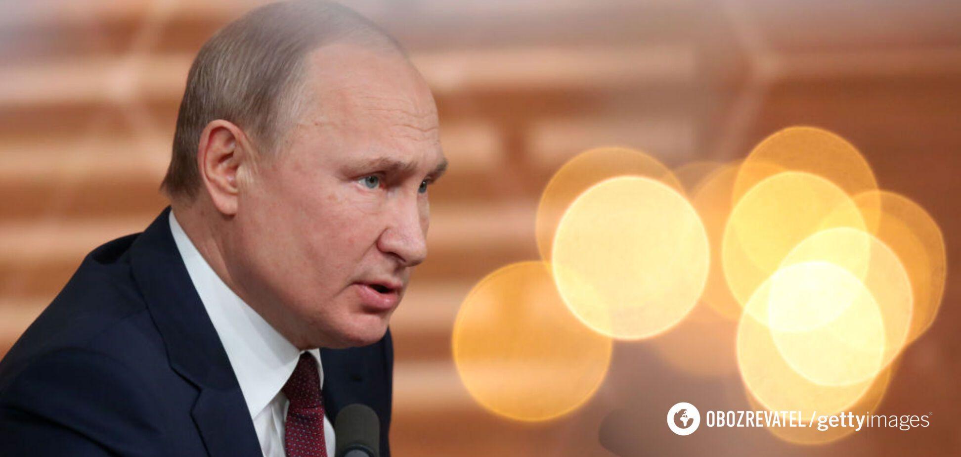 У Путіна дві напасті: Навальний і ютуб