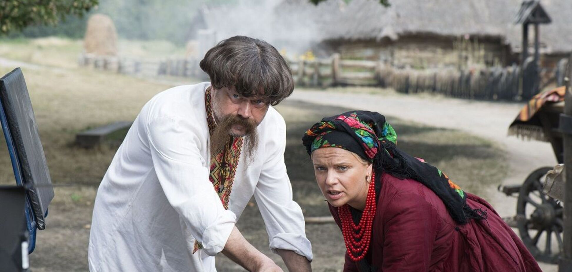 Витовская, Роговцева и Ступка рассказали о съемках в 'Сказке старого мельника': фильм стал рекордсменом в Украине