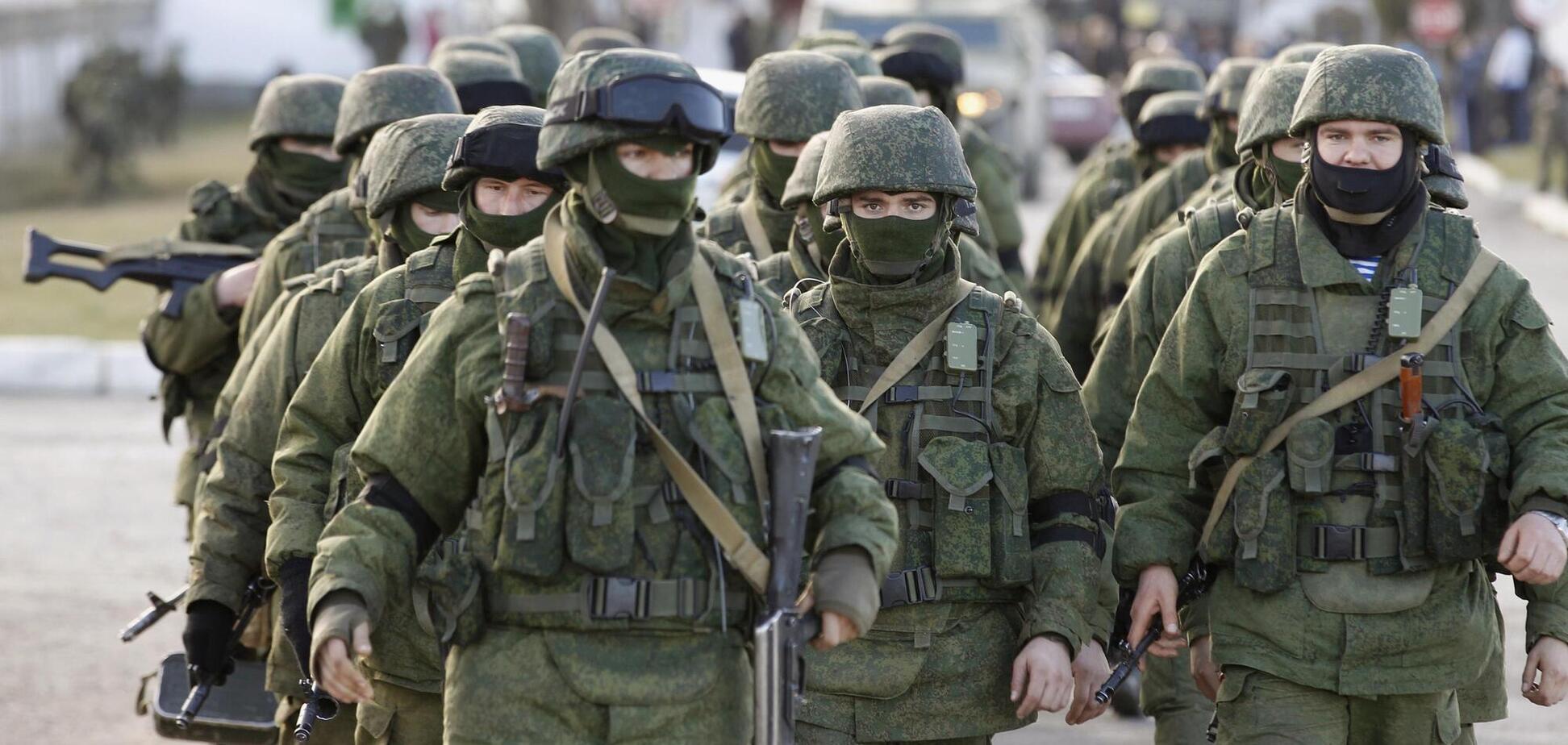 Росія окупувала український півострів Крим у 2014 році