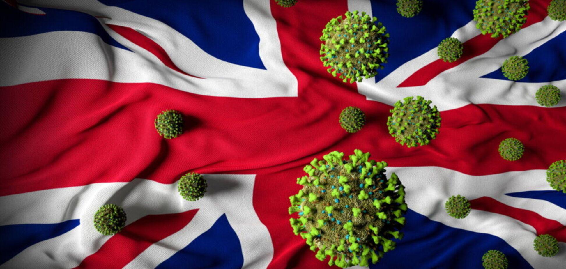 У Британії виявили ще один новий коронавірус-мутант
