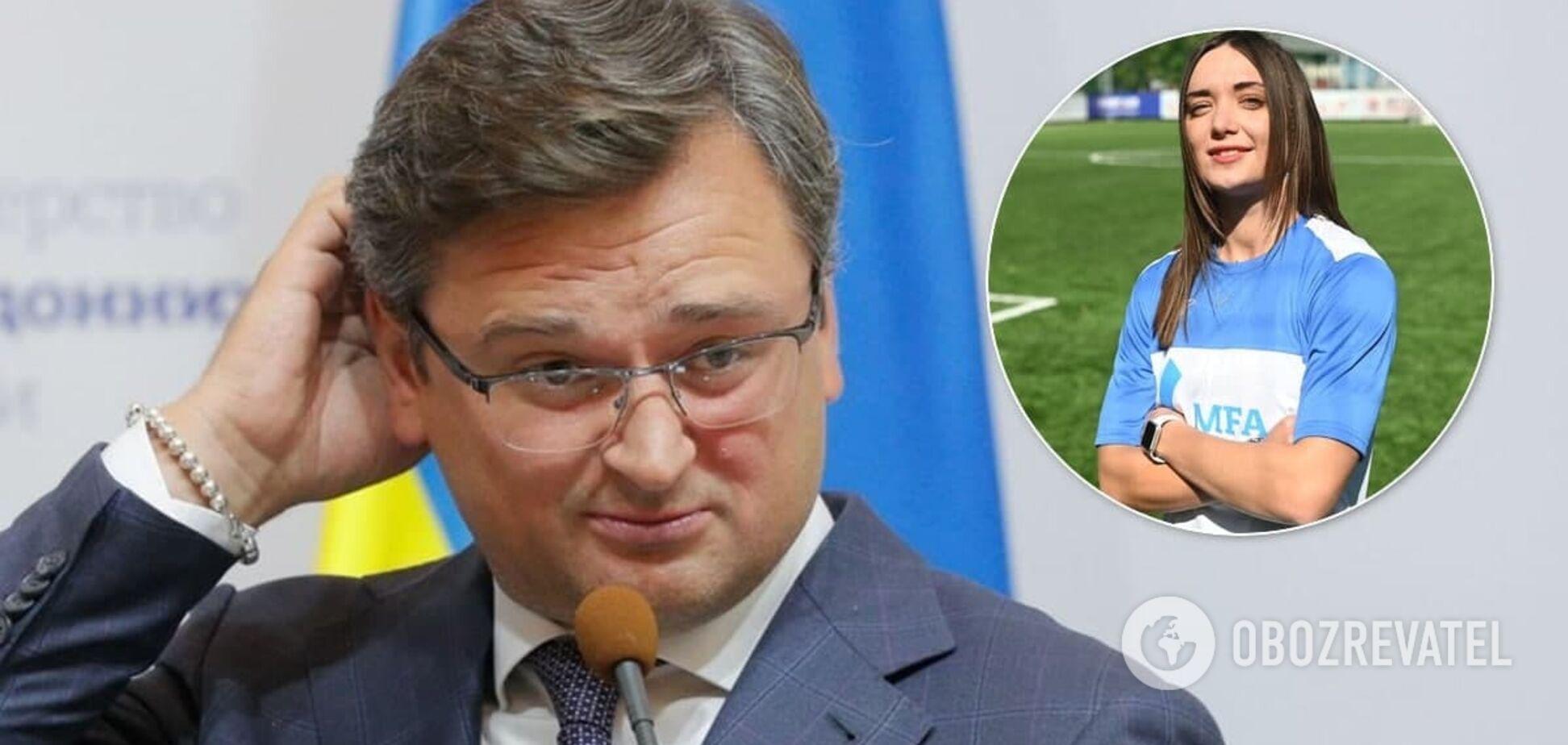 Советник Кулебы вела страницу Вконтакте