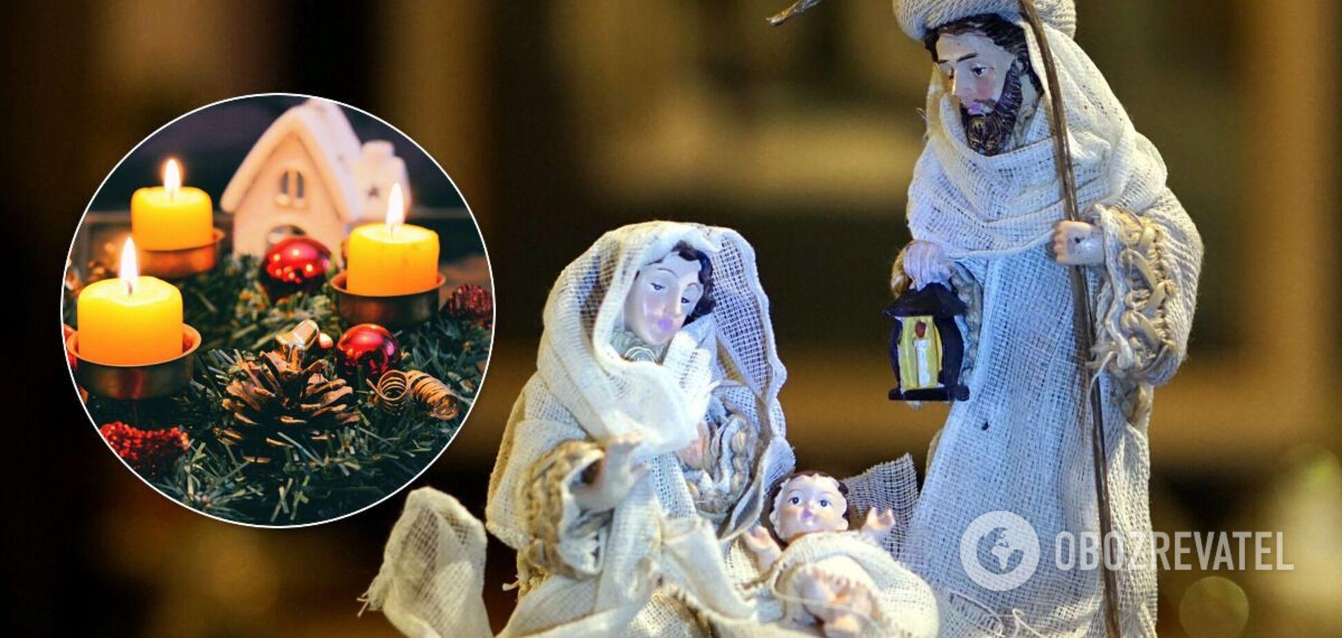 Напередодні Різдва віряни посилено готуються до свята