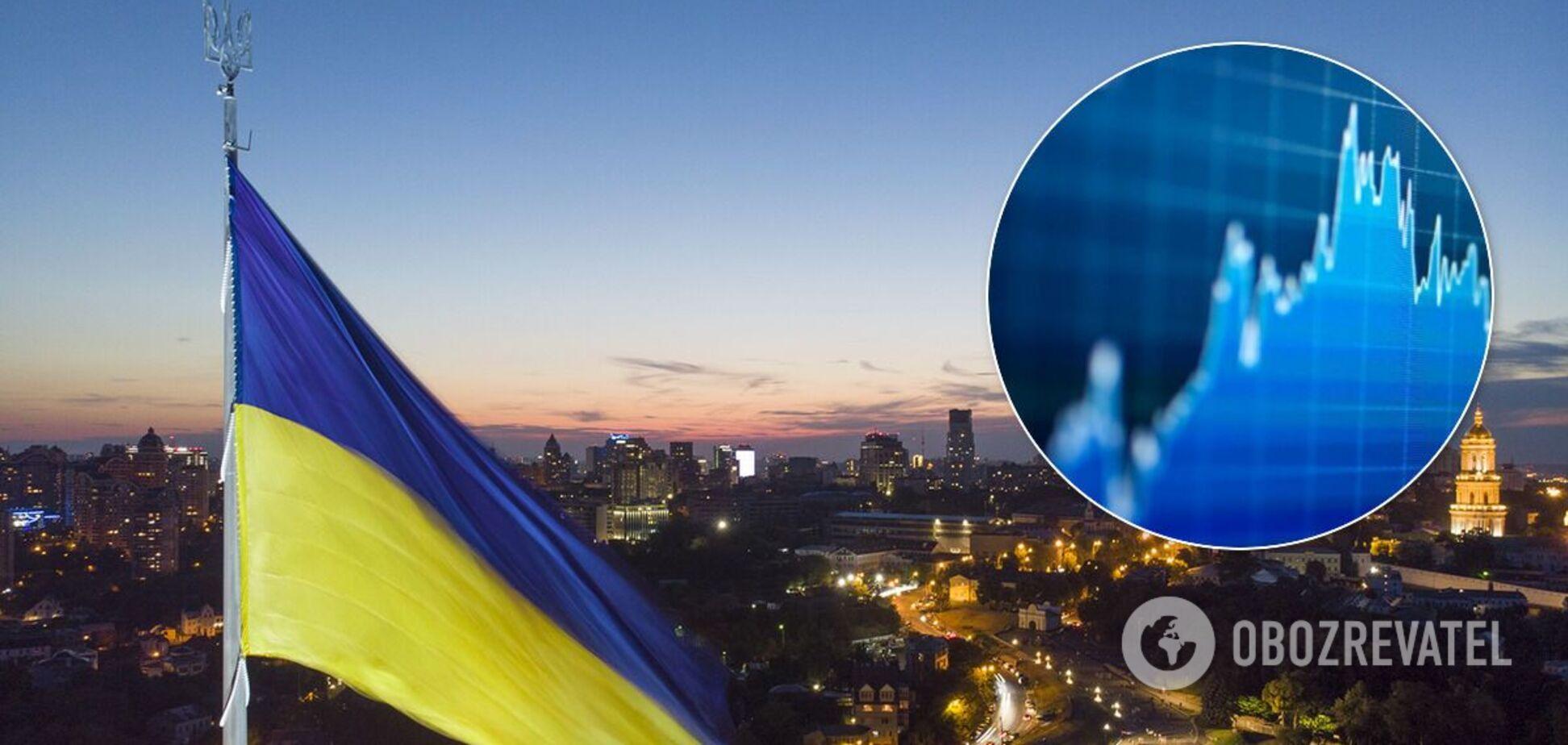 Статистика по населению Украины