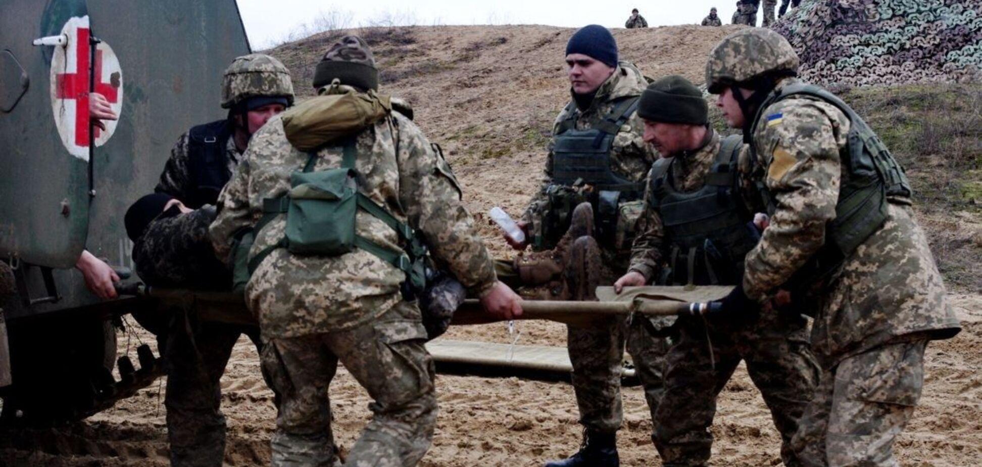Ранения получили двое военных