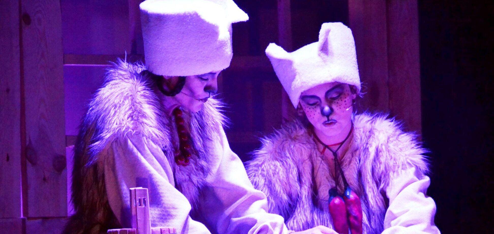 26 и 27 декабря в Национальной оперетте покажут спектакль для всей семьи 'Вертеп. Сказки тихой ночи'