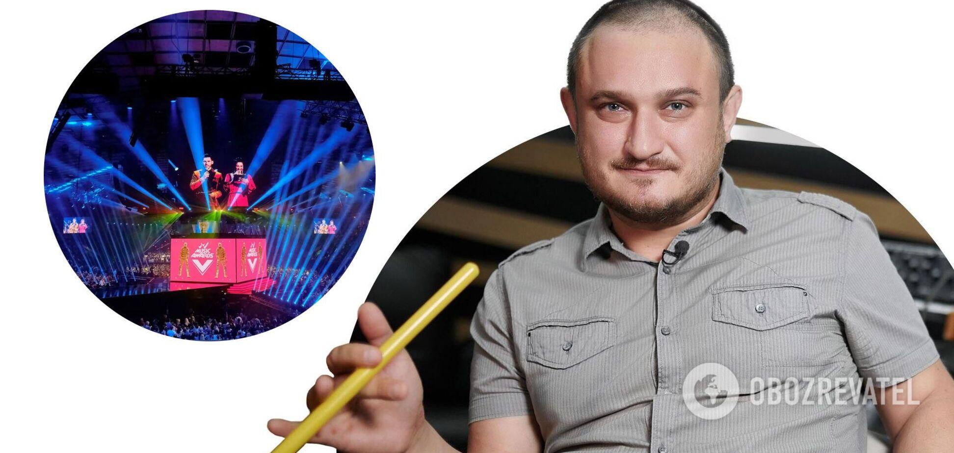 Сергій Перцев, очільник телеканалів М1 і М2
