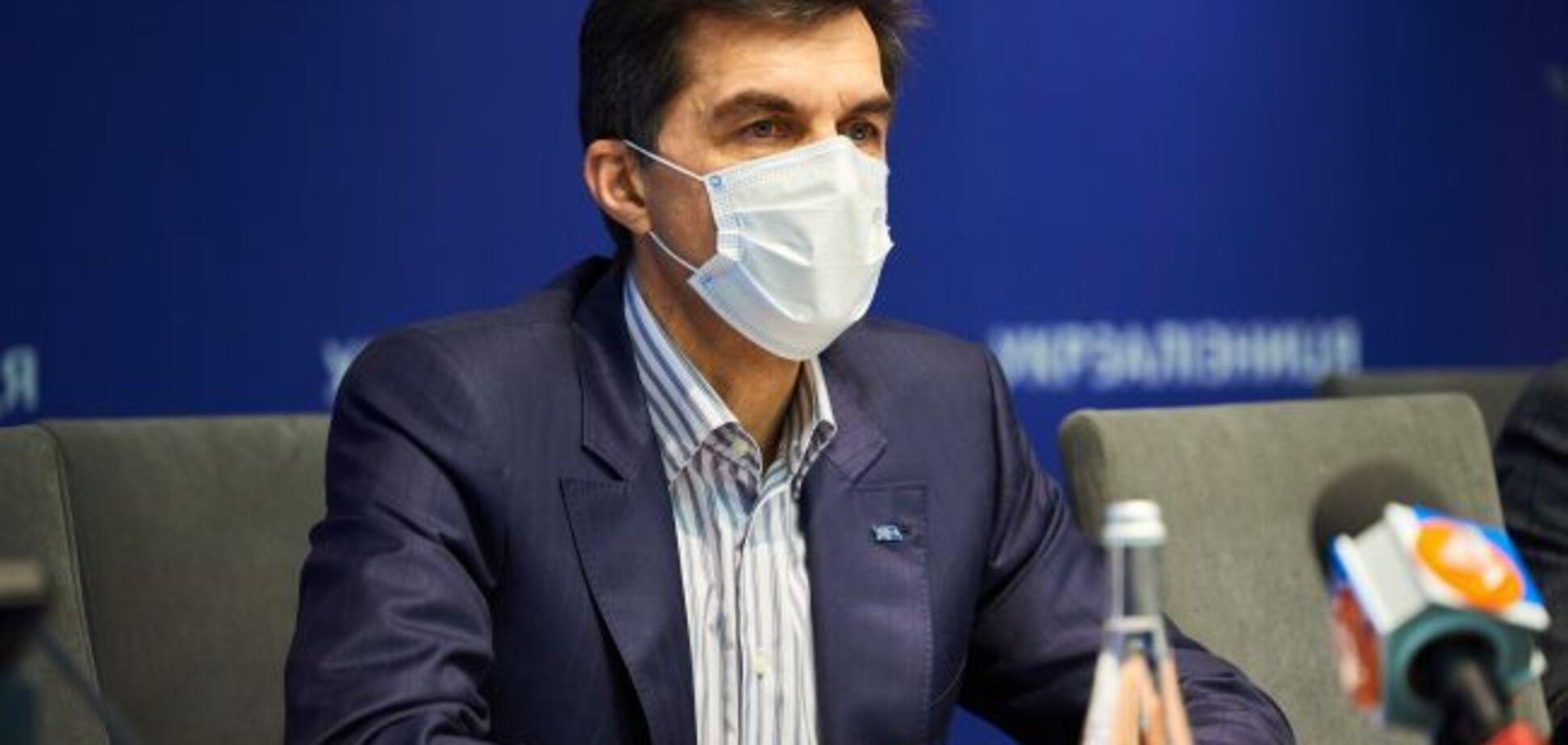 Прохоров назвал странной позицию Набсовета УЗ по увольнению Жмака