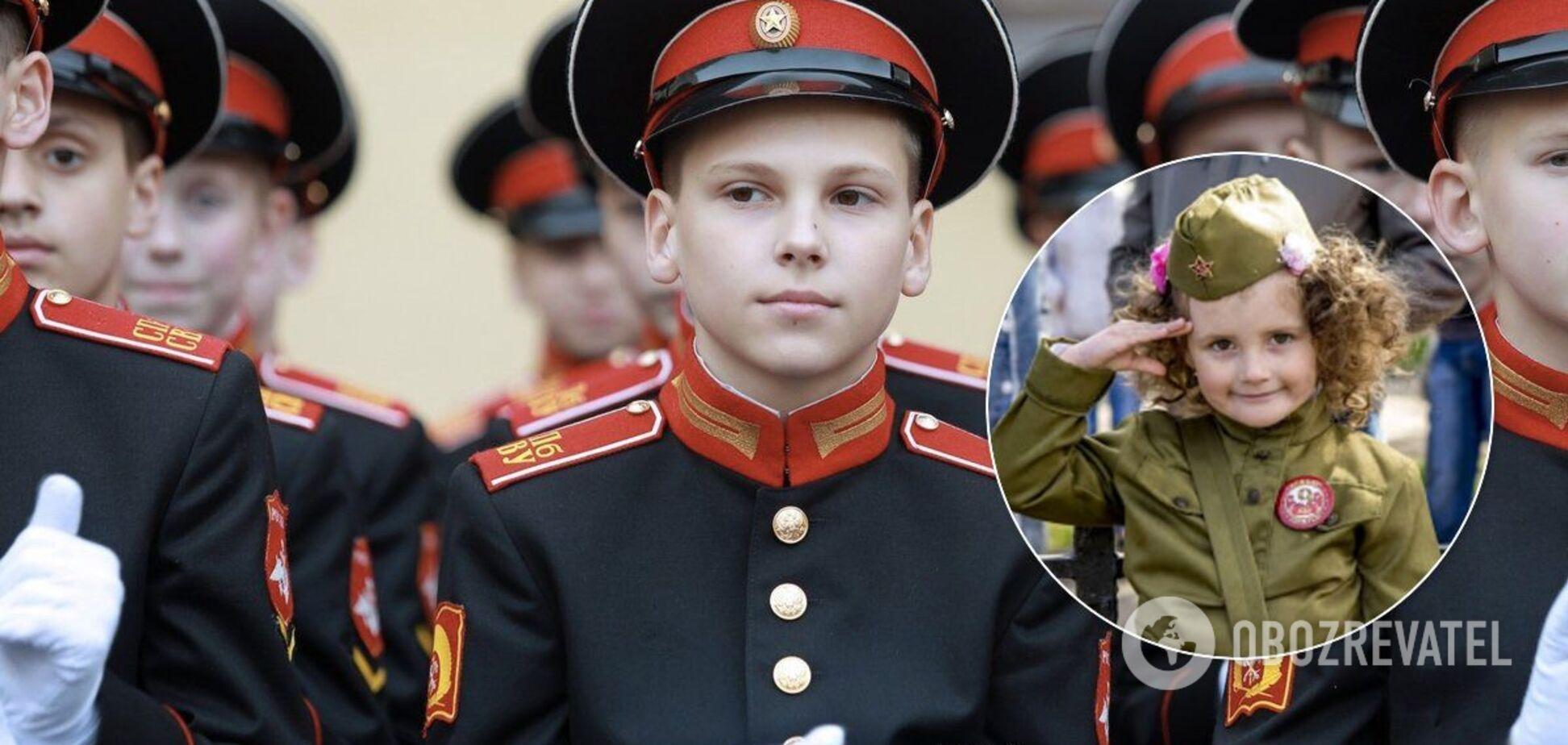 Россия использует подростков в войне на Донбассе, – Гай