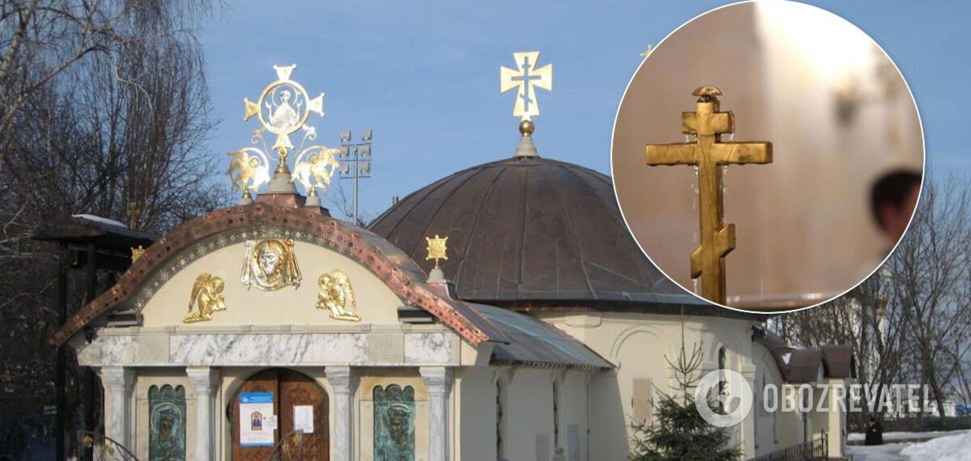 Десятинный монастырь Рождества Пресвятой Богородицы РПЦвУ