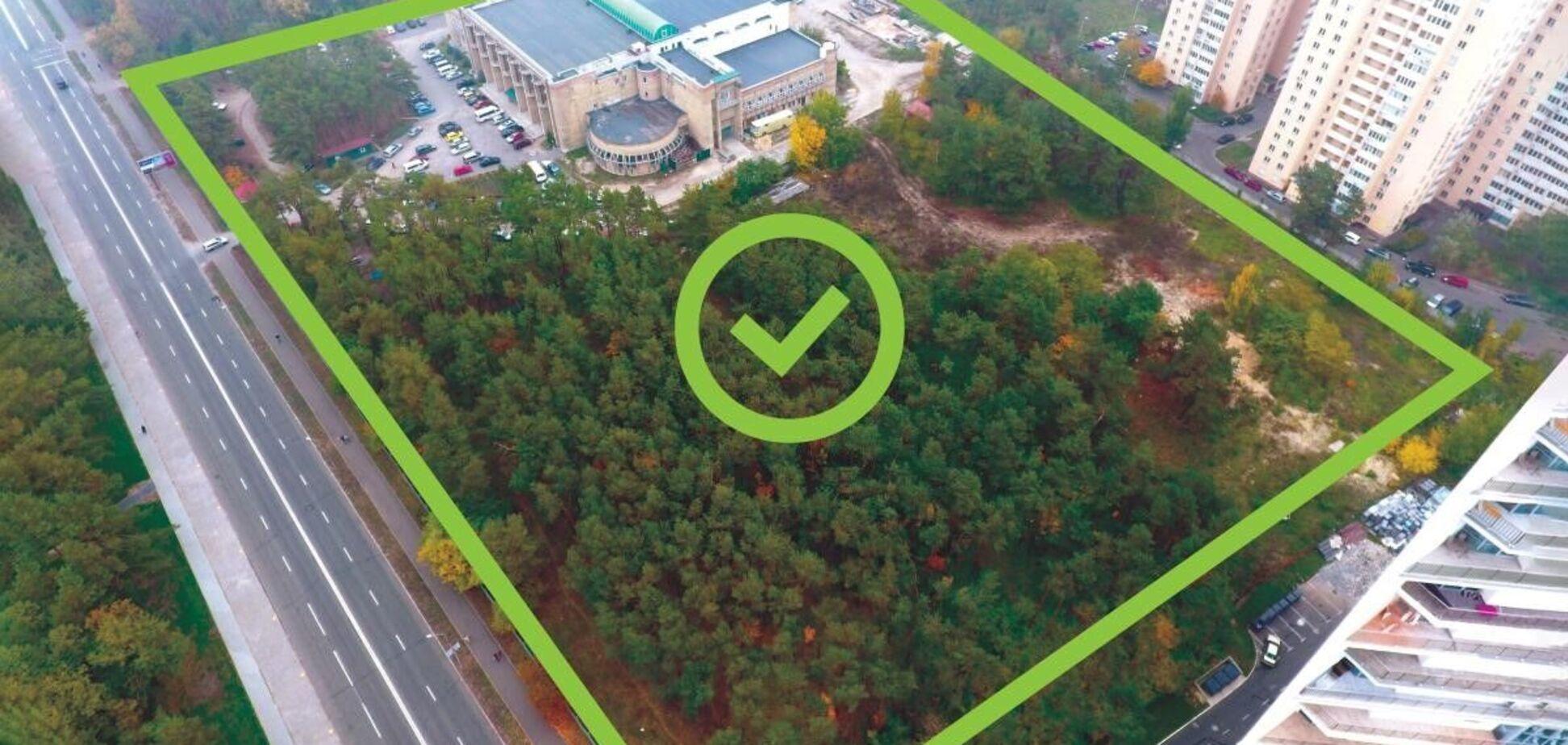 Кличко підписав рішення сесії від 24 вересня 2020 року про розірвання договору оренди земельної ділянки на вулиці Генерала Жмаченка
