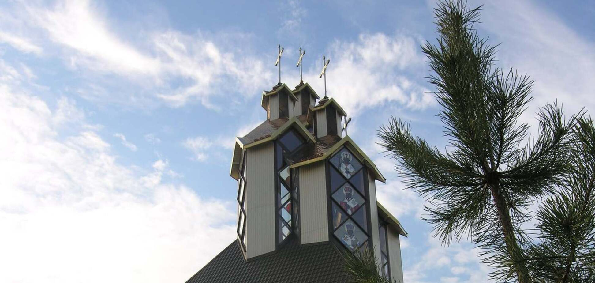 Церква Найсвятішого Серця Христа Чоловіколюбця в Івано-Франківську