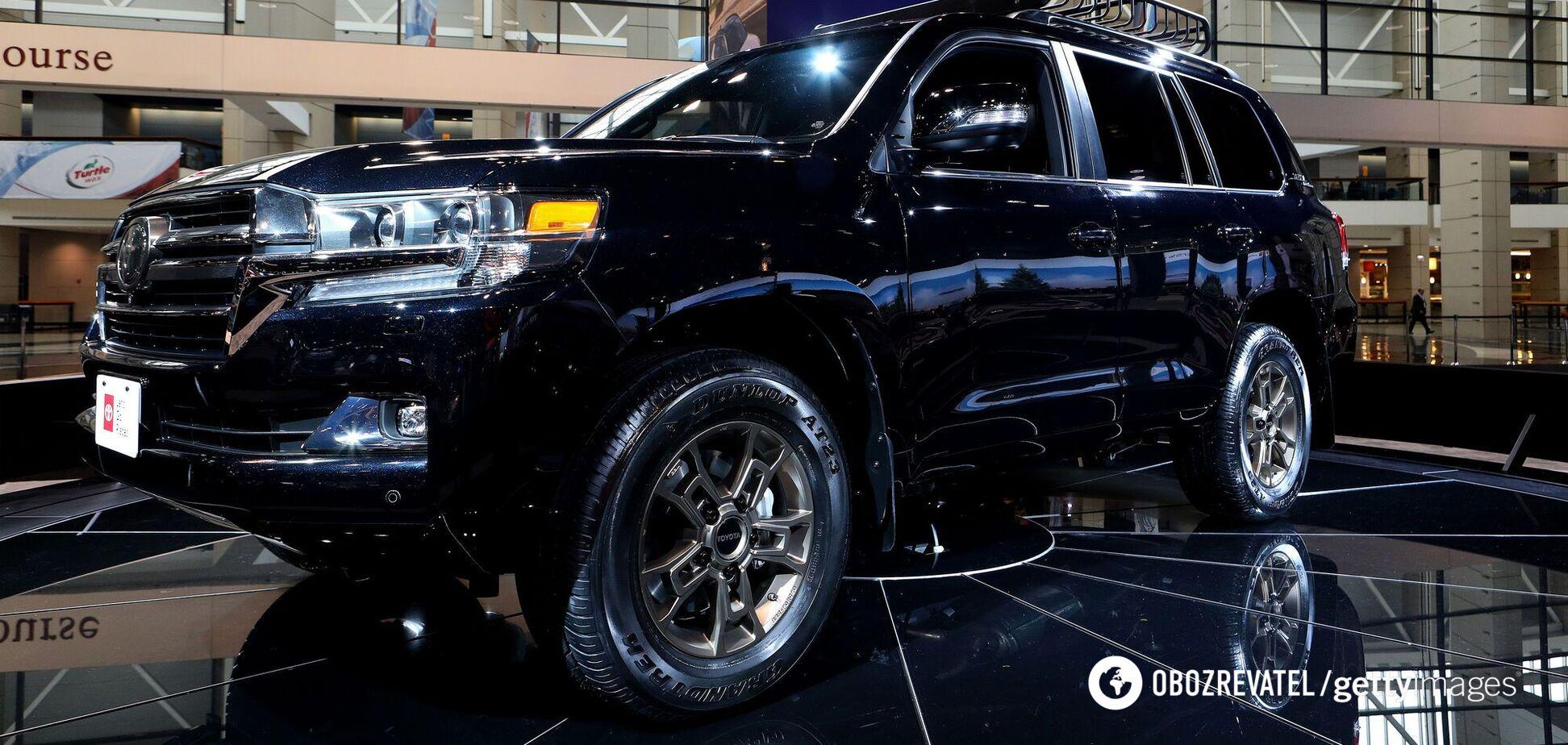 Рада замовила Toyota Camry на 12 млн грн: топ найдорожчих закупівель авто в Україні
