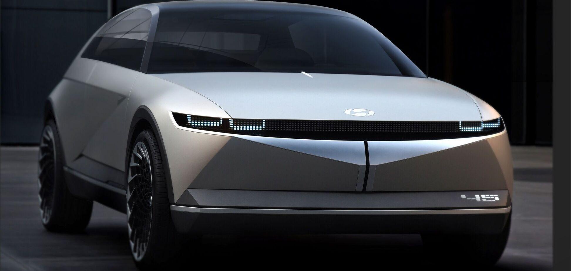 Розкрито характеристики електрокара Hyundai, який кине виклик Volkswagen