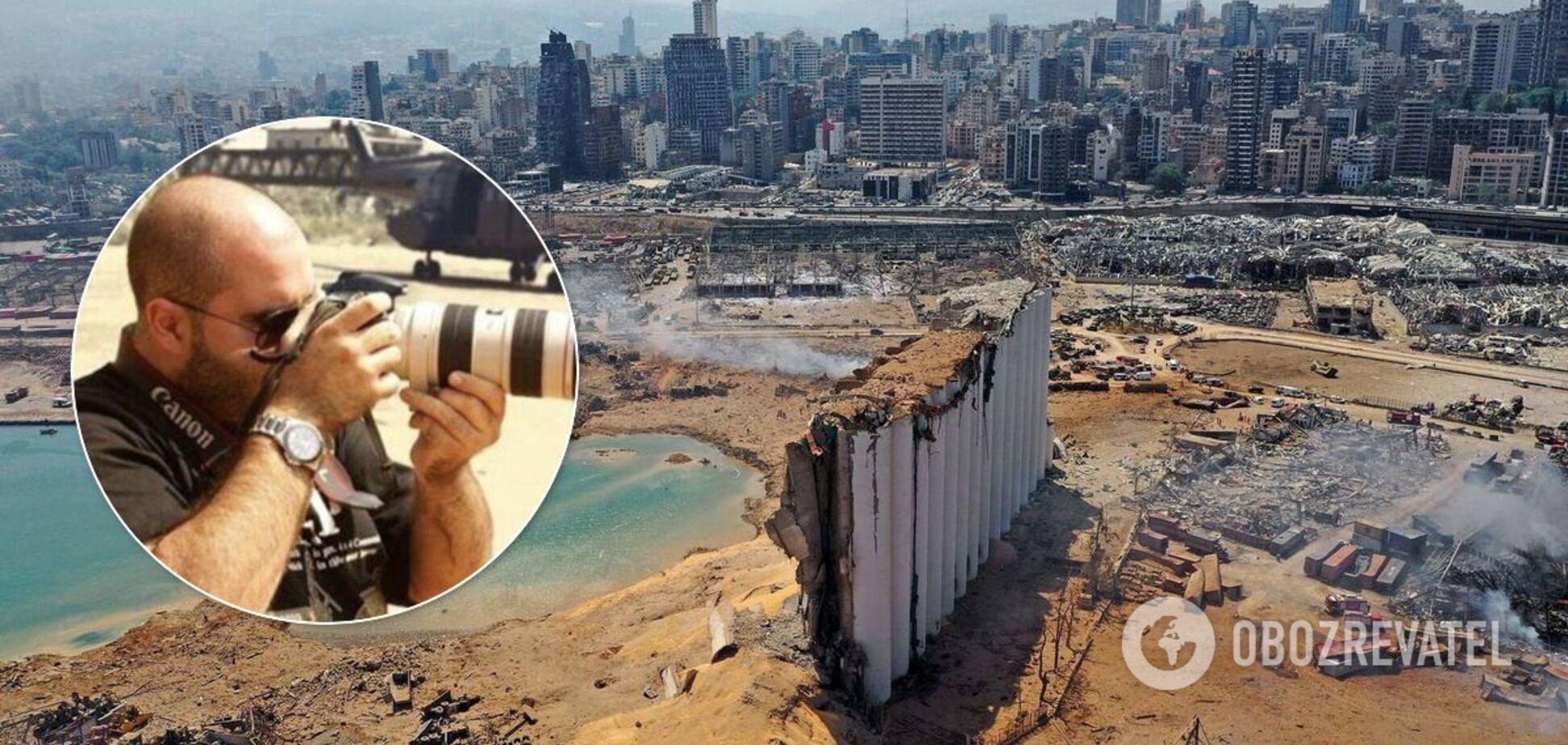 У Лівані вбили фотографа