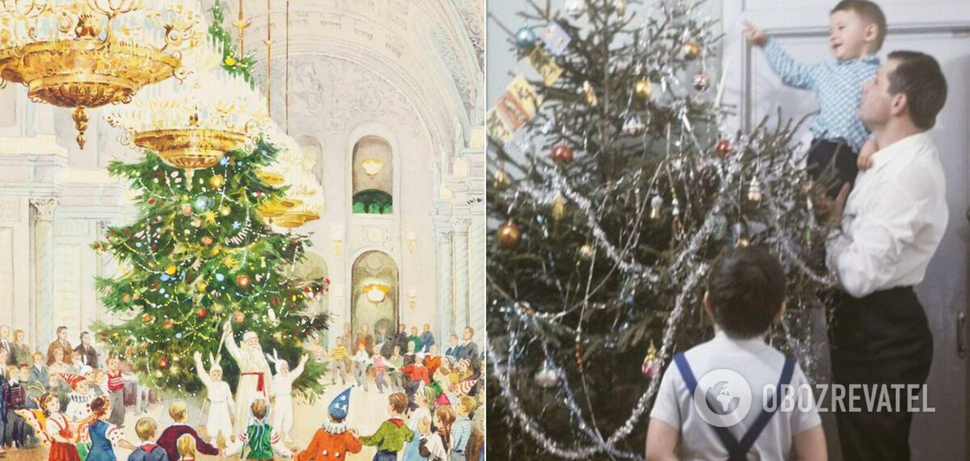 Новий рік в СРСР