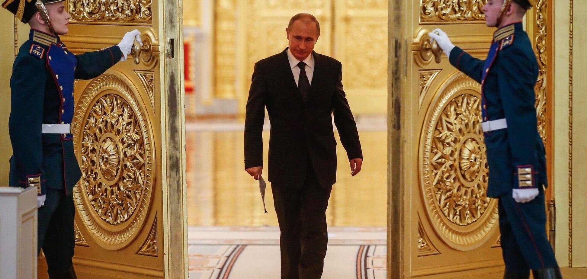 Путин окончательно 'слетел с катушек'