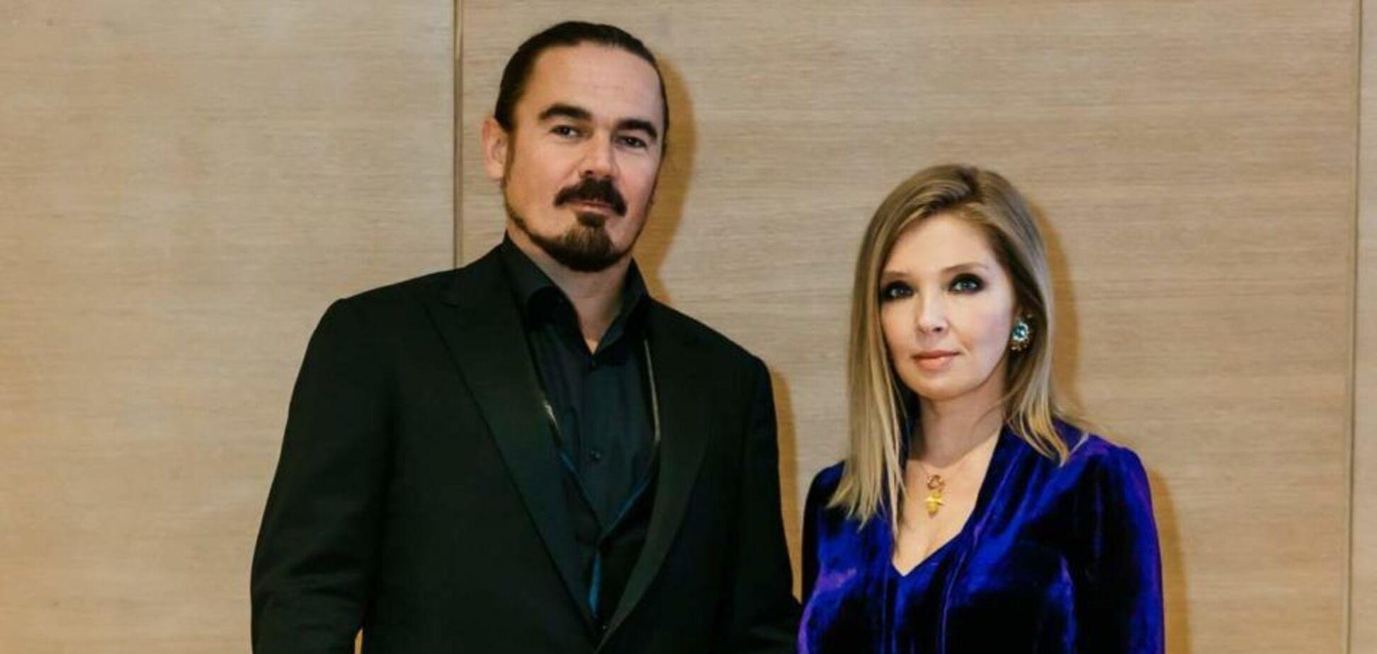 Жена Фагота Ольга Навроцкая призналась, почему у них нет детей