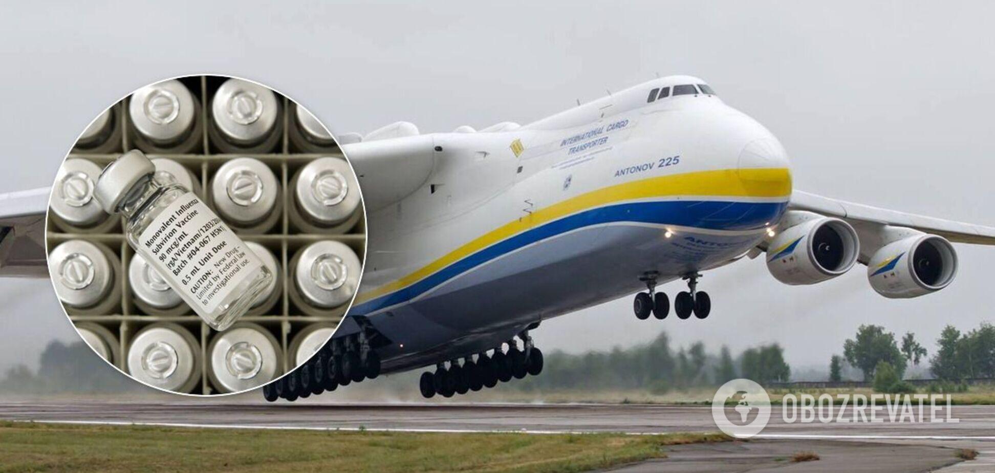 У літаку можна встановити спеціальне обладнання