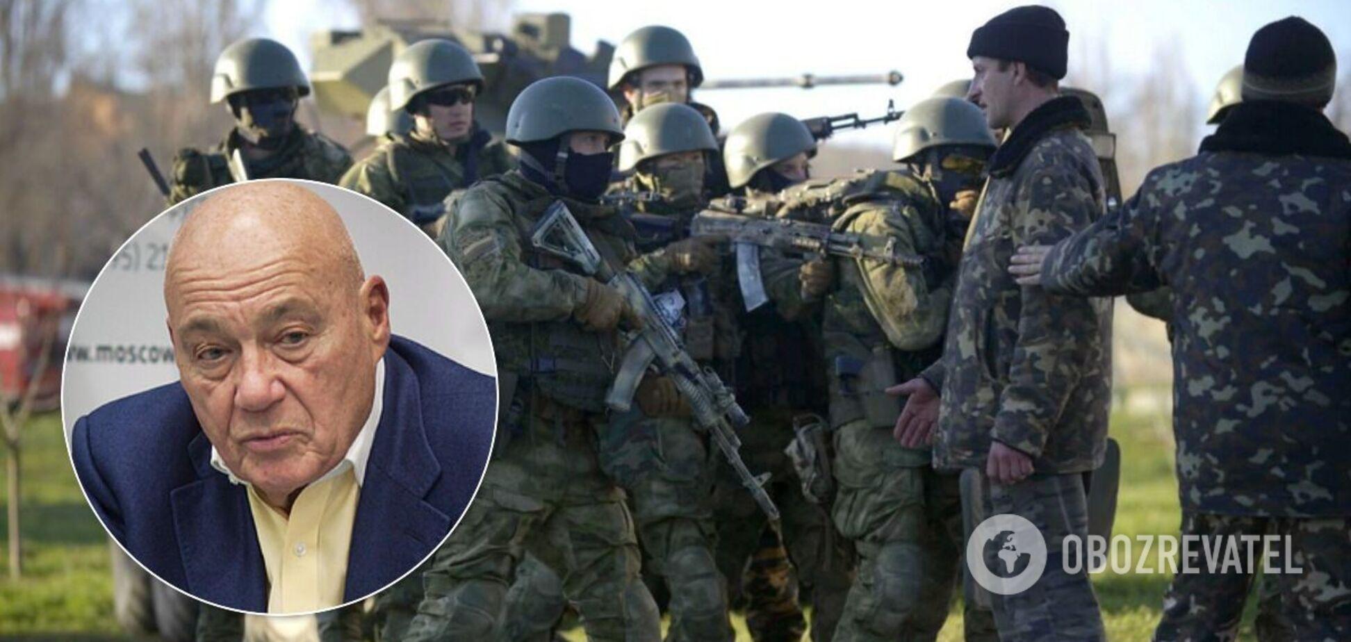 Познер оправдал оккупацию Крыма и Донбасса