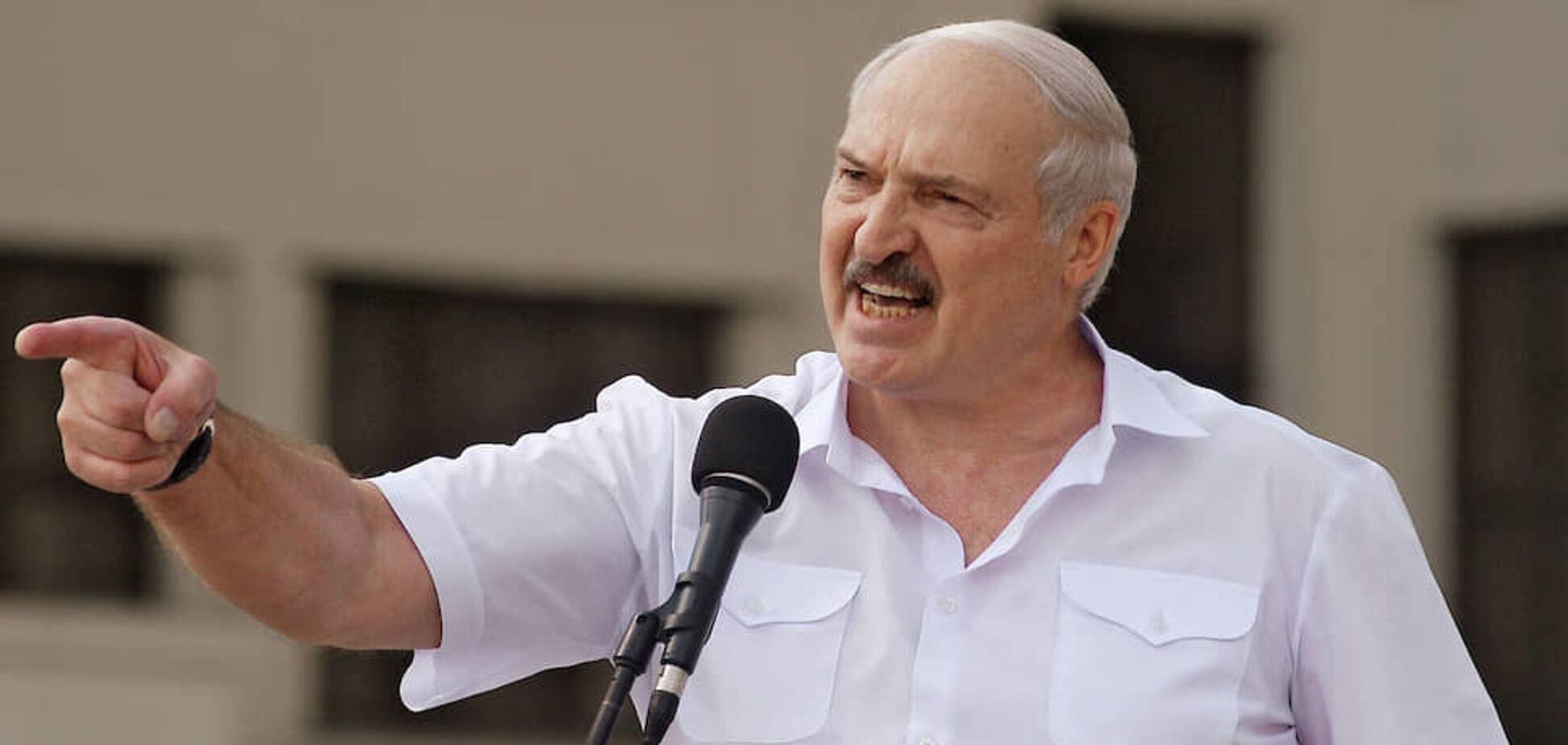 МИД Украины ответил Лукашенко о 'тоннах оружия' для терактов в Беларуси