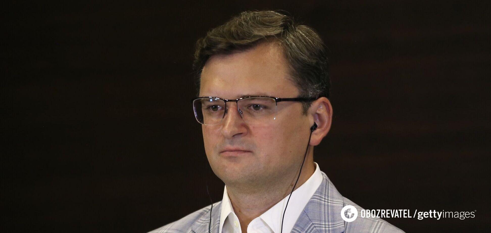 Кулеба дав прогноз відносин меду Україна і РФ
