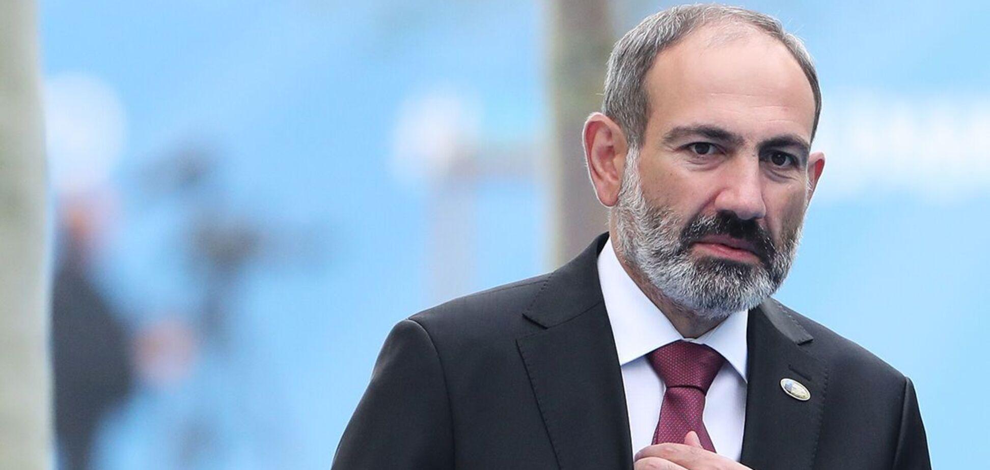 Пашинян заявив про готовність піти у відставку